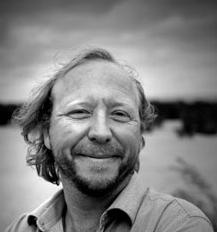 Le conteur Simon Gauthier.