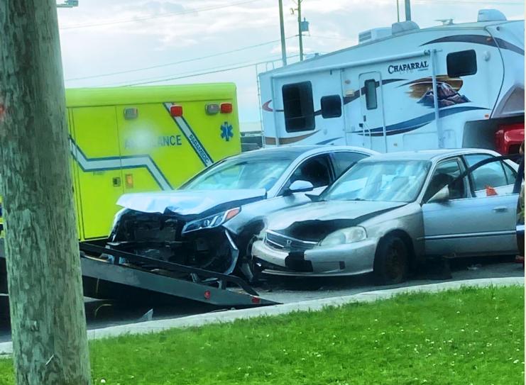 Accident Matane