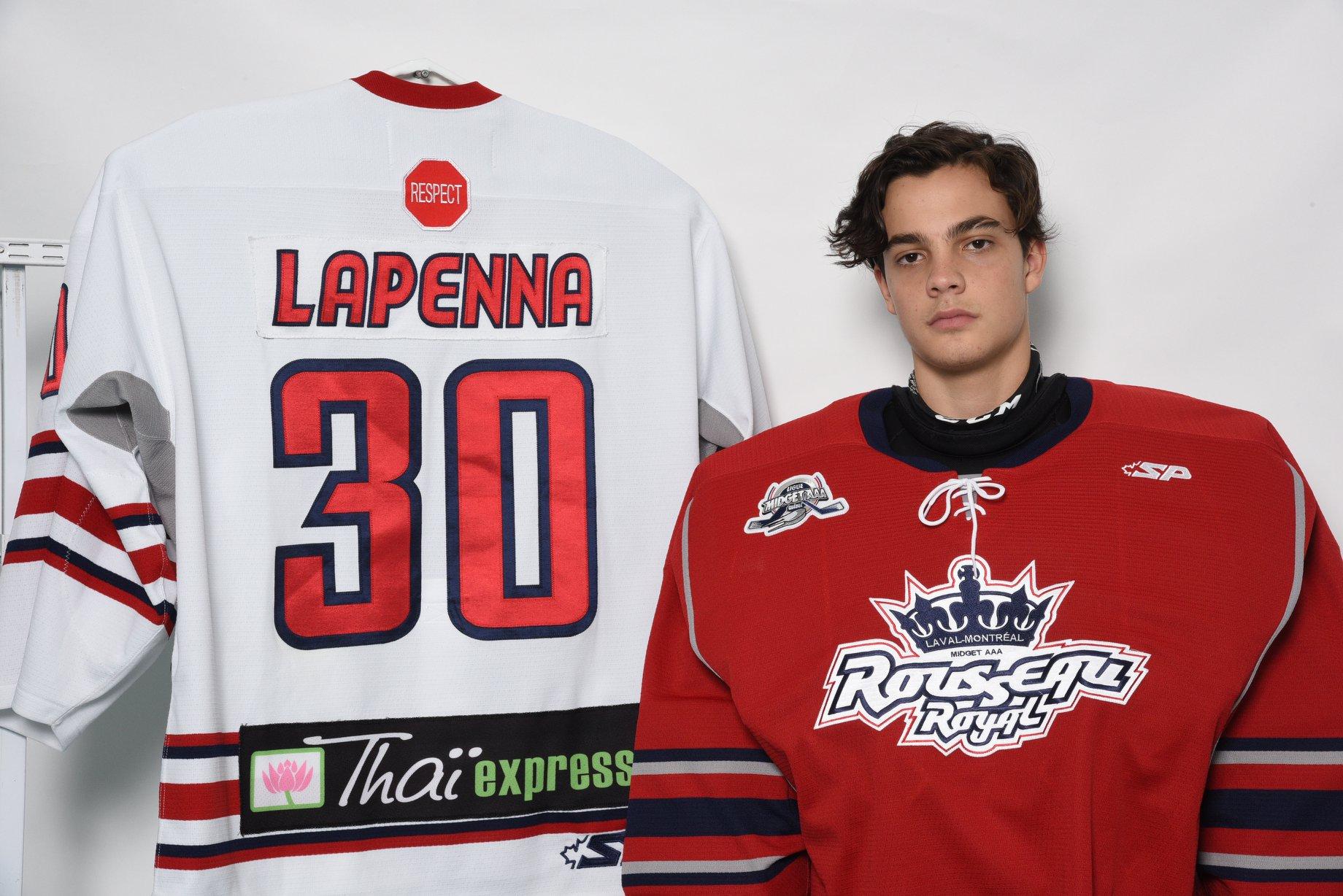Francesco Lapenna - Rousseau-Royal Laval-Montréal