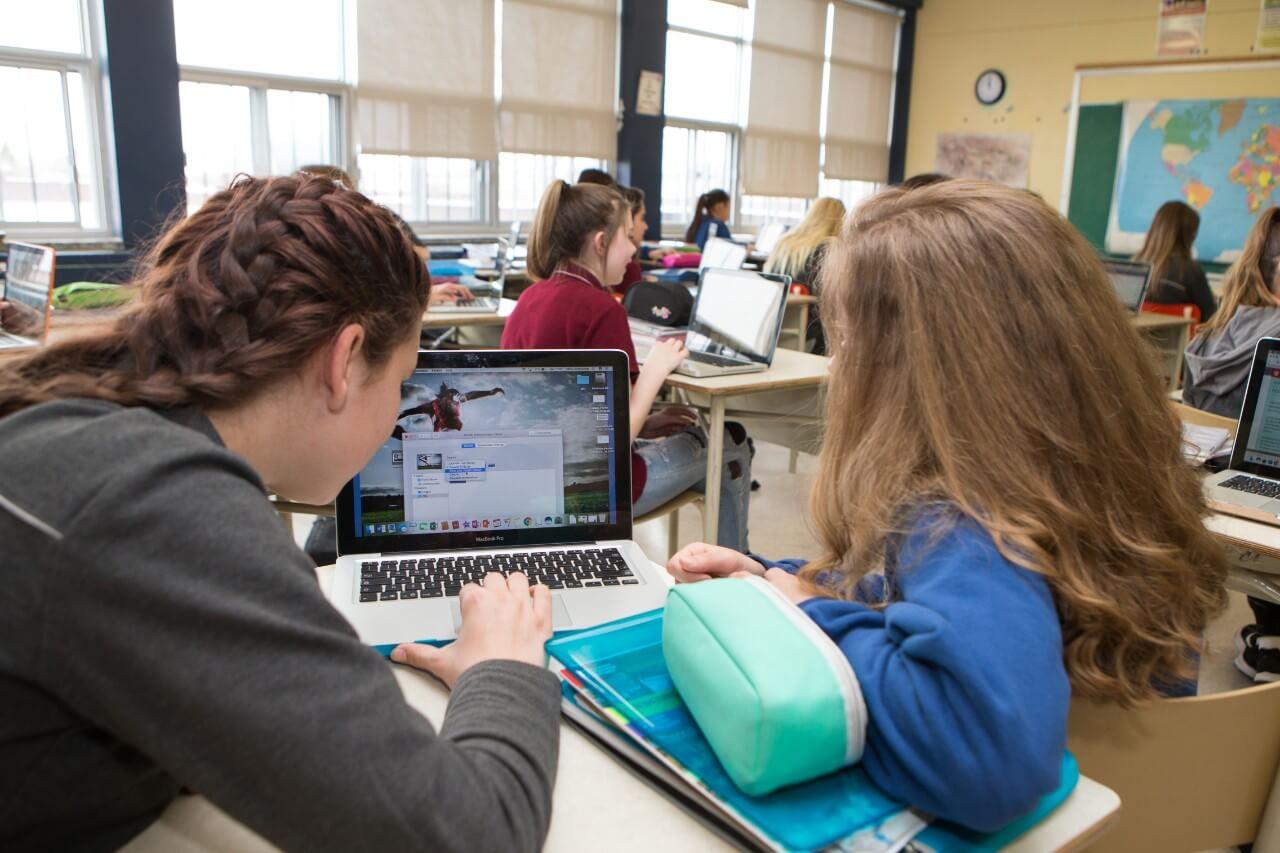 école technologie