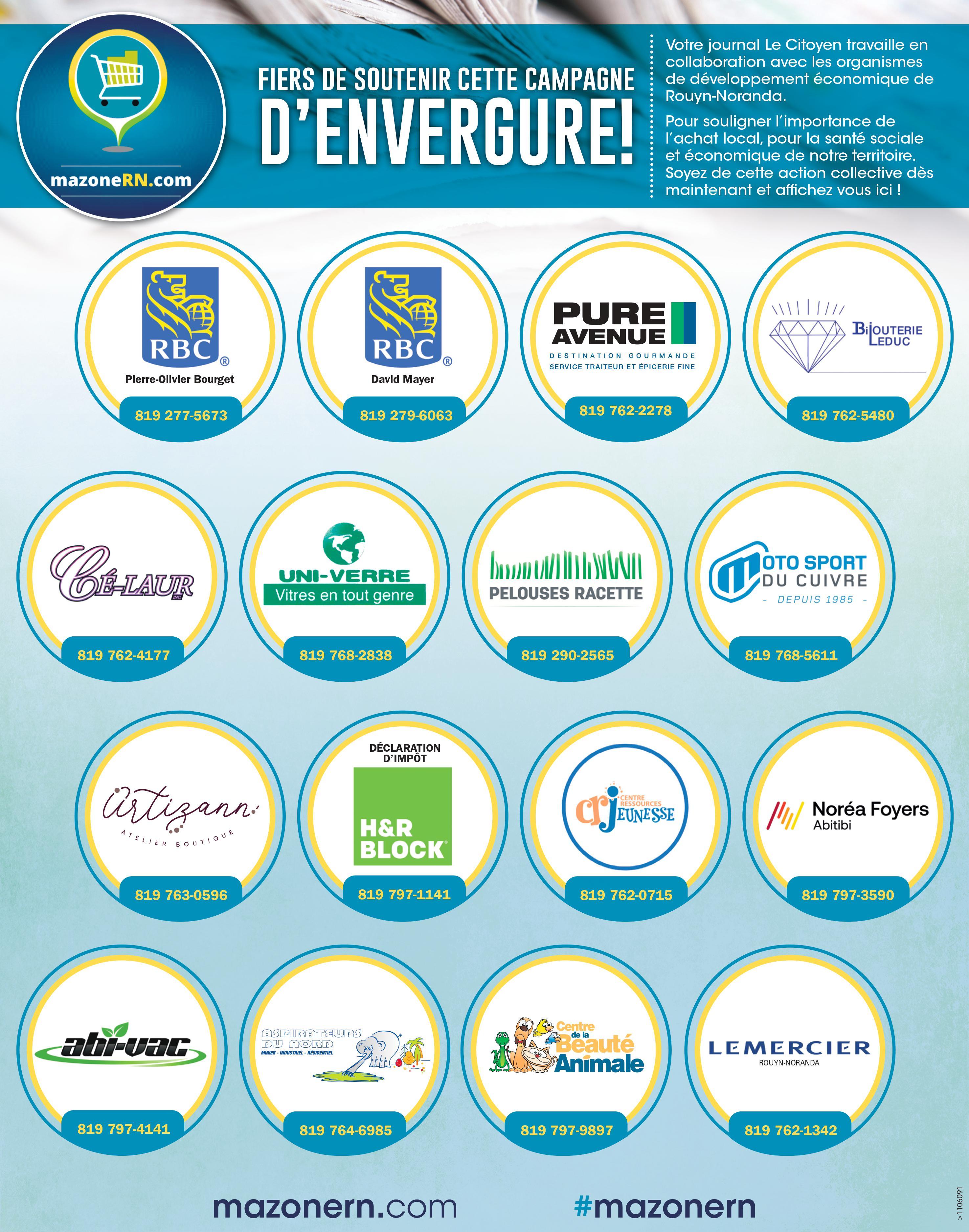 L'Espace AO affiche ses entreprises!