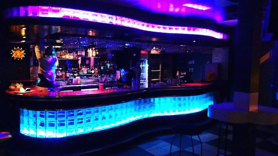 Bar Rétro 50