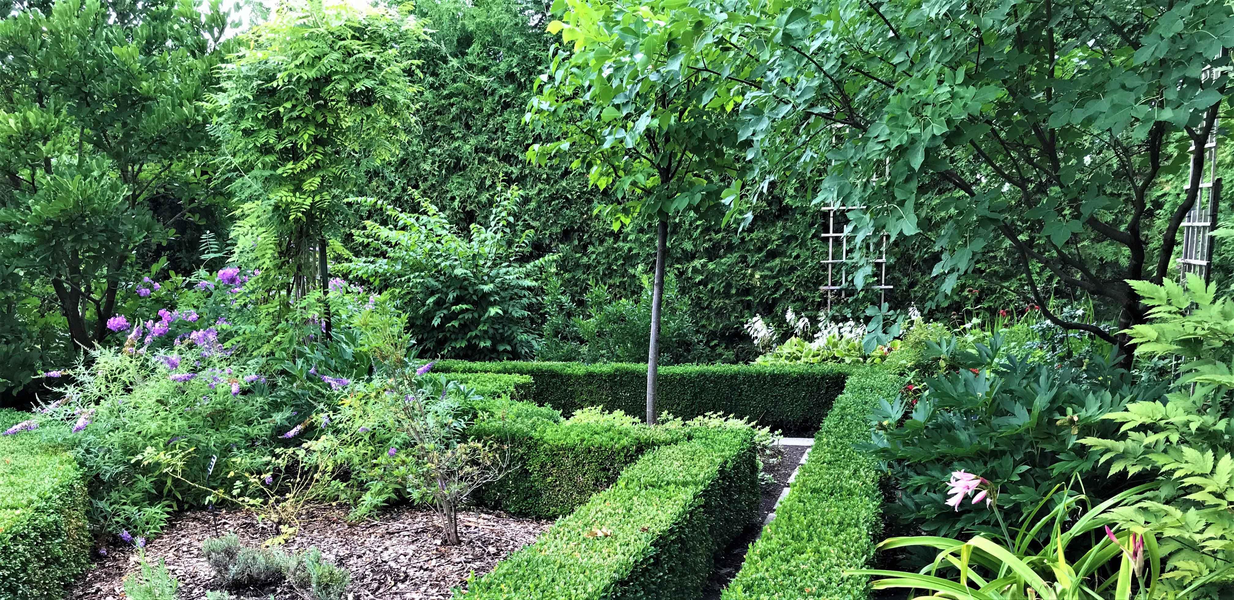 Jardin des odeurs