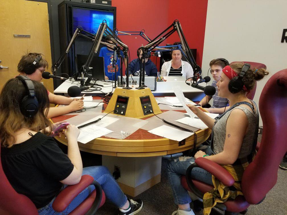 Radio étudiante LJP