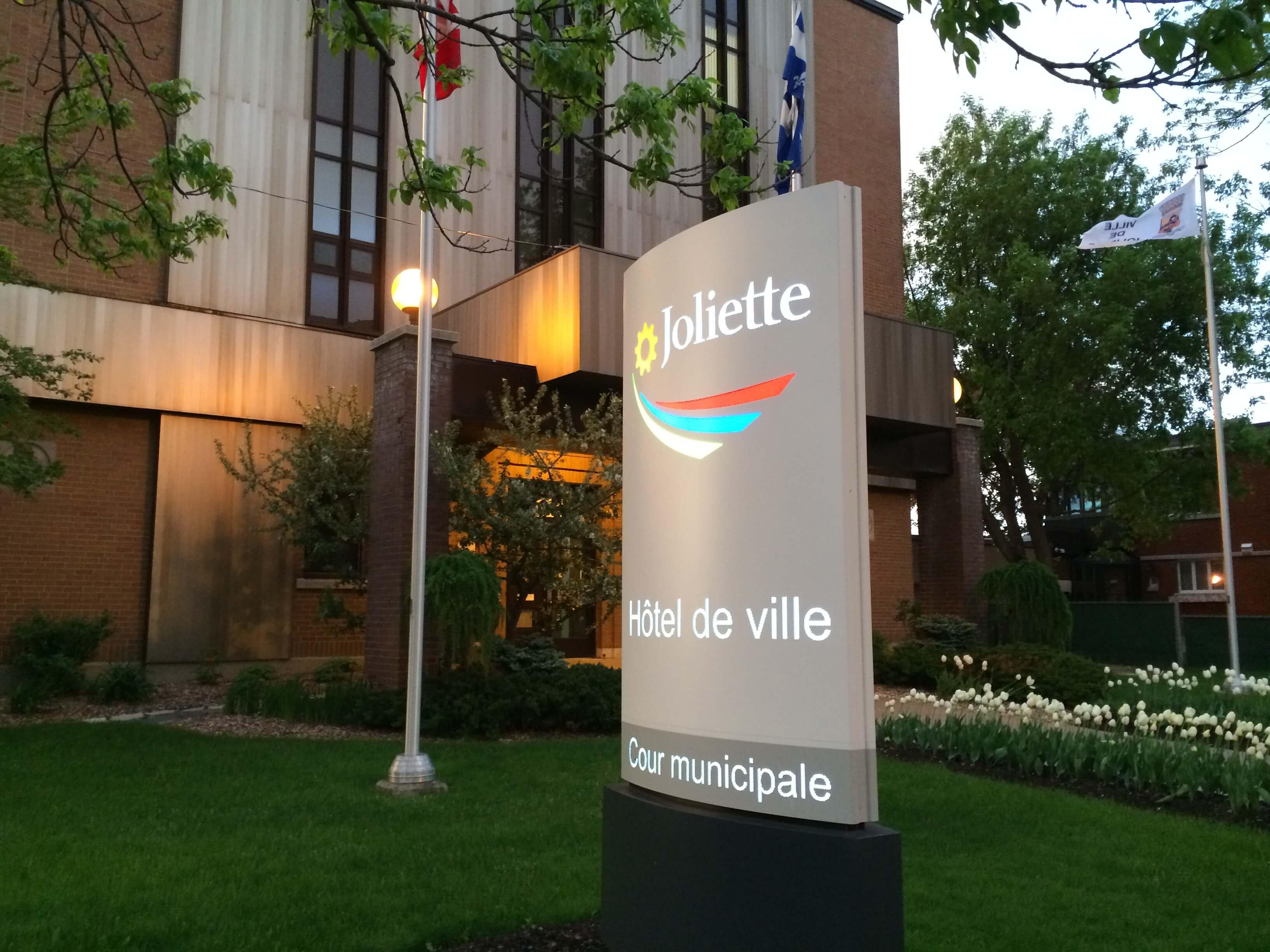 Hôtel de ville Joliette