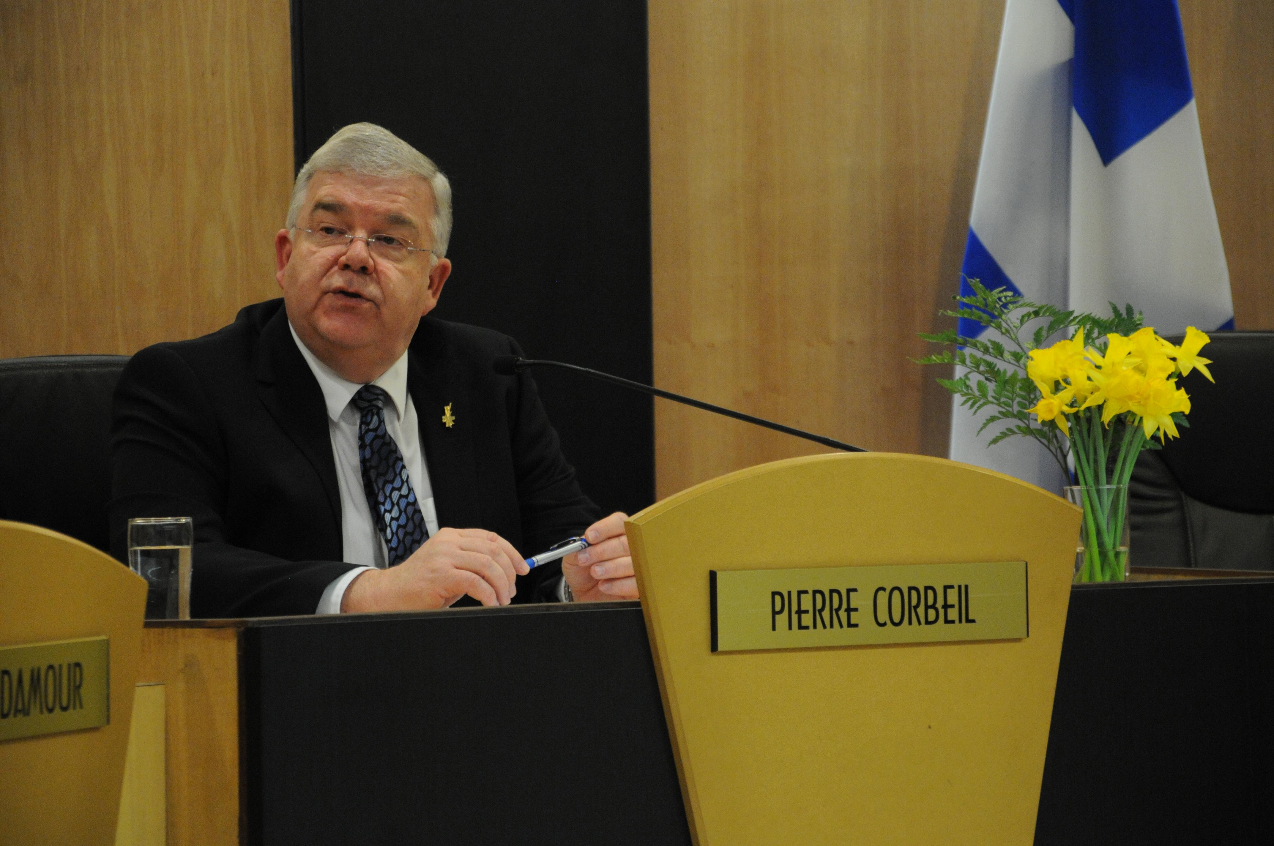Pierre Corbeil