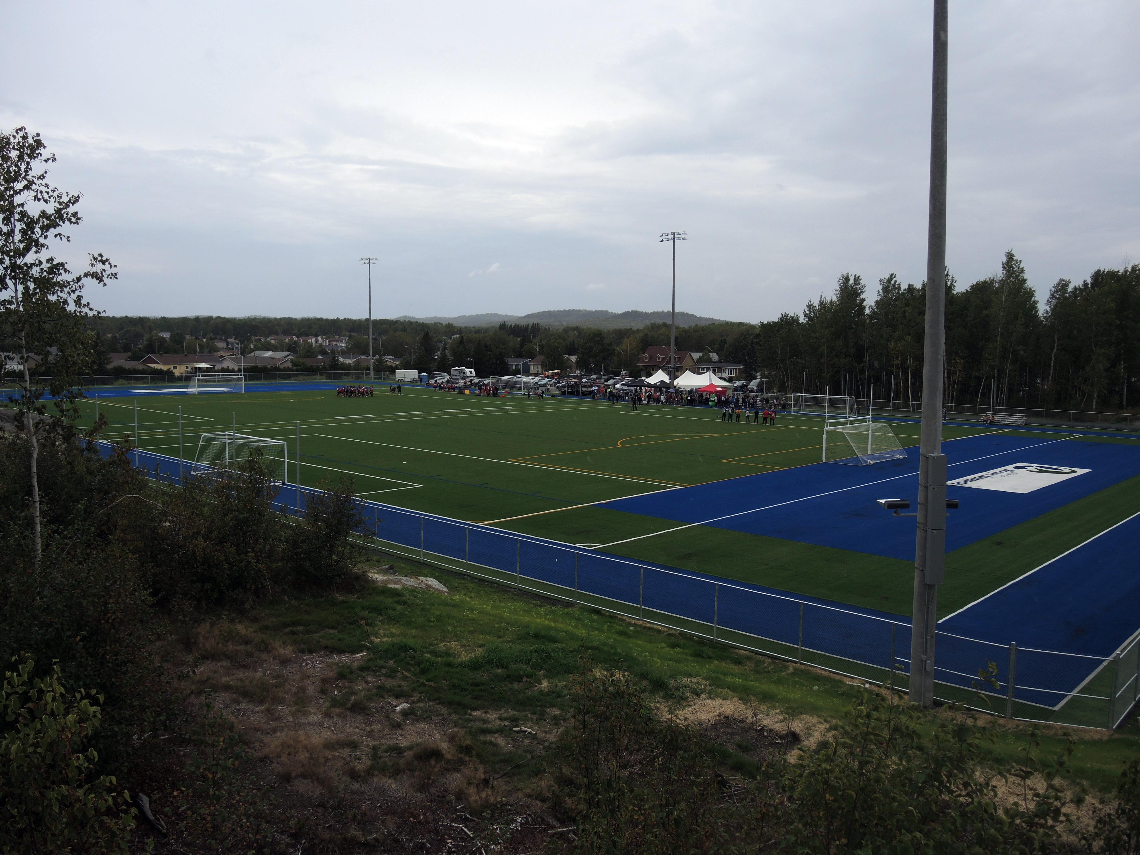 Terrains multisport St-Luc