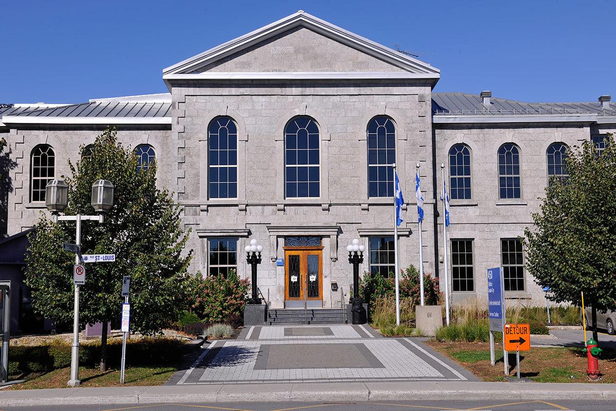 Palais de justice de Joliette.