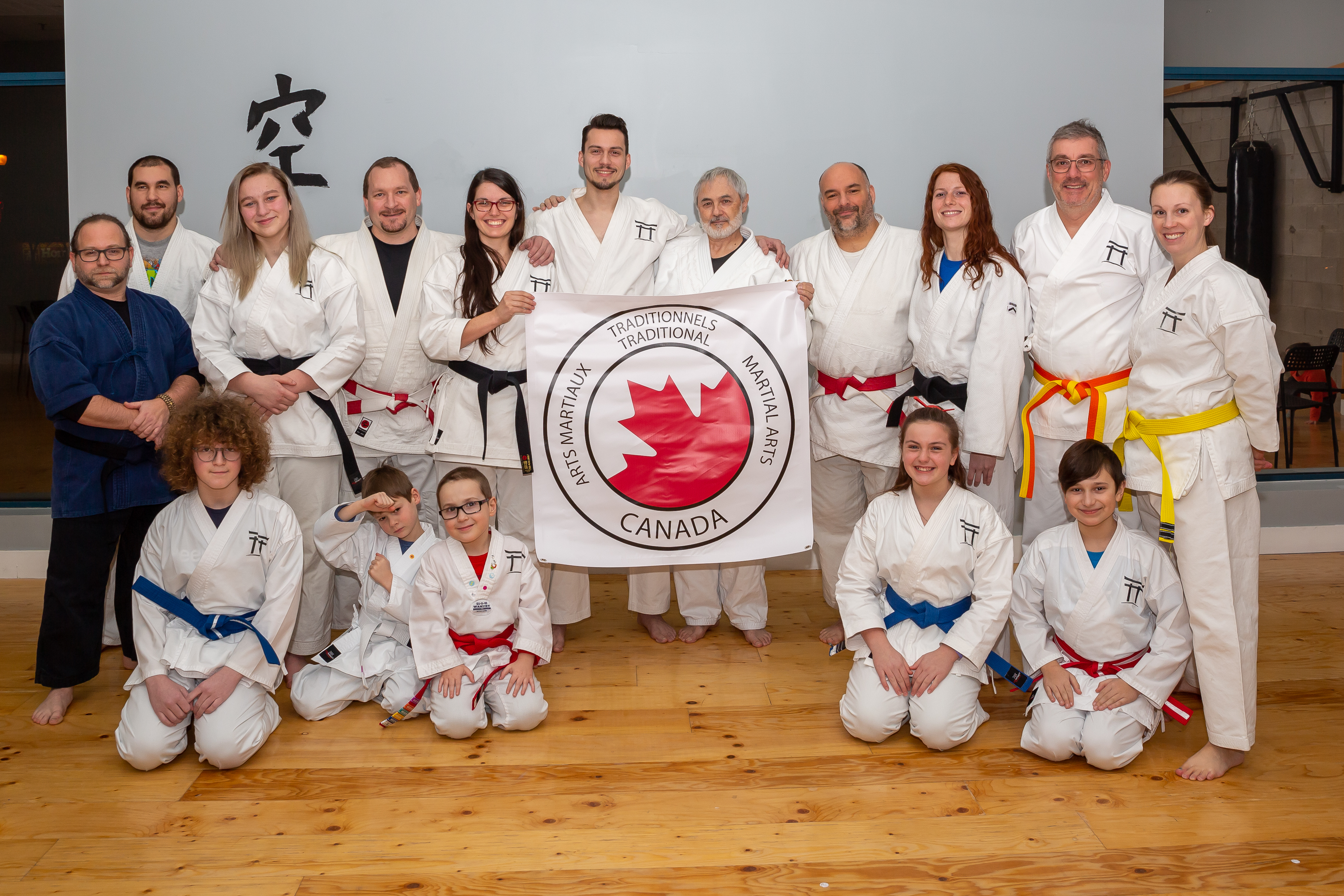 Karaté Kaizen Arts martiaux