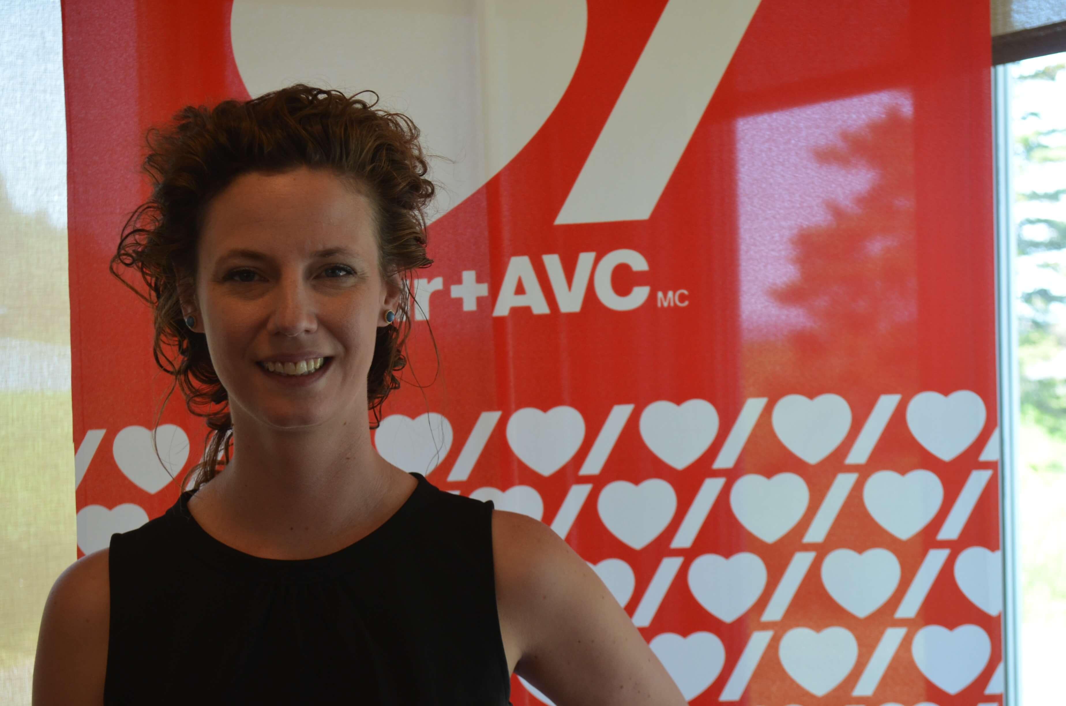 Mélanie Thibeault - Fondation des maladies du cœur et de l'AVC