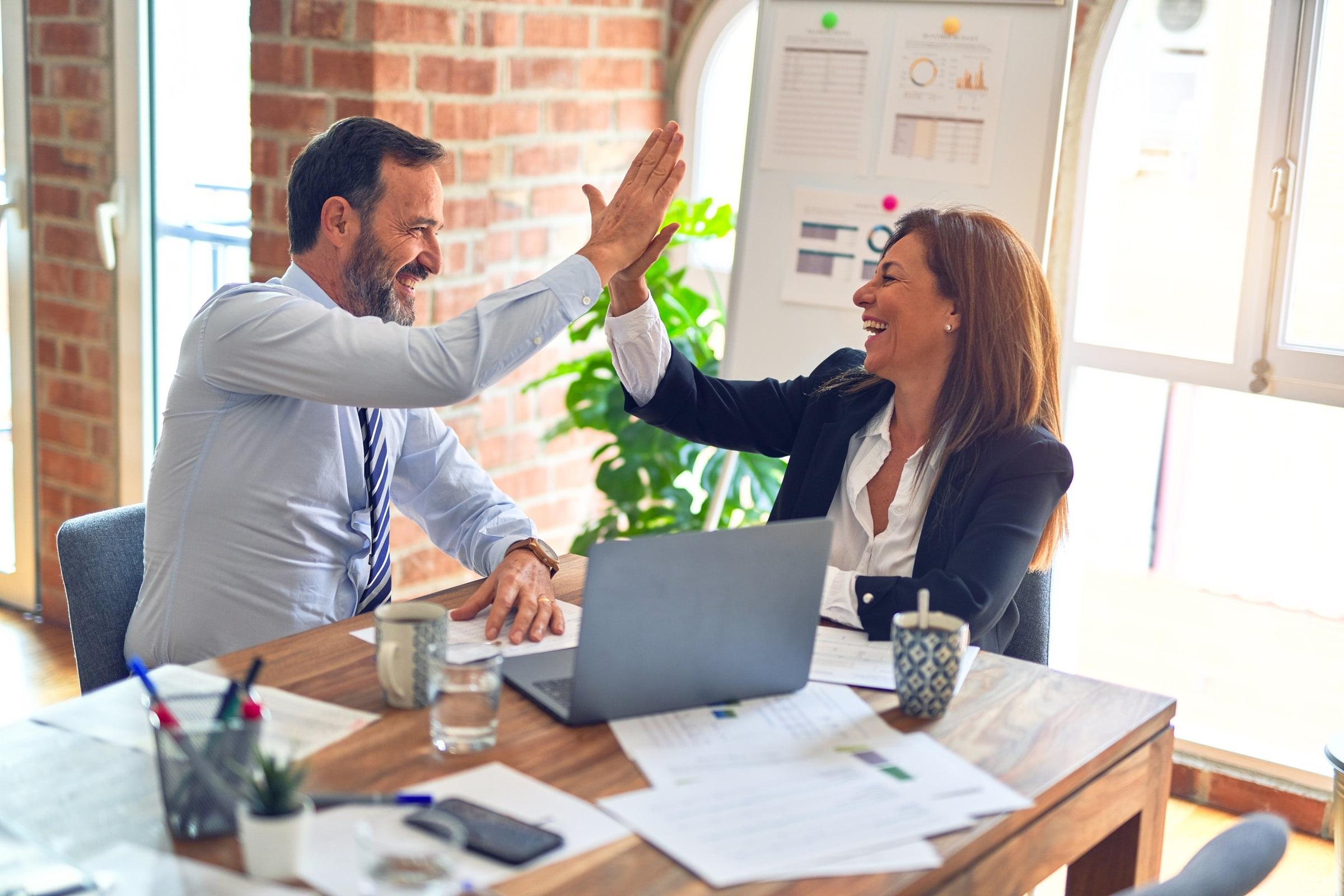 Entrepreneurs, entreprise, économie, prêts