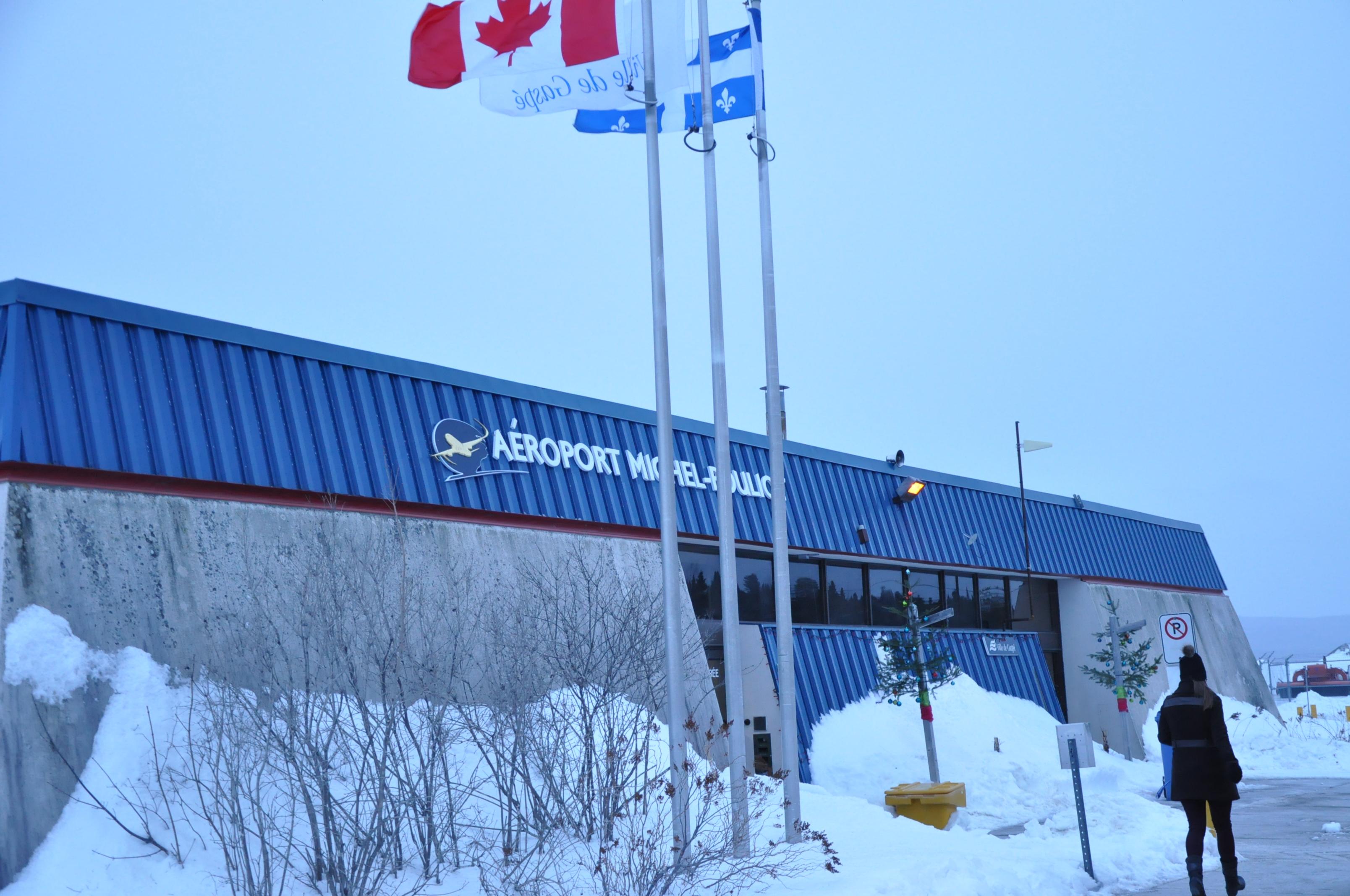 Aéroport Gaspé