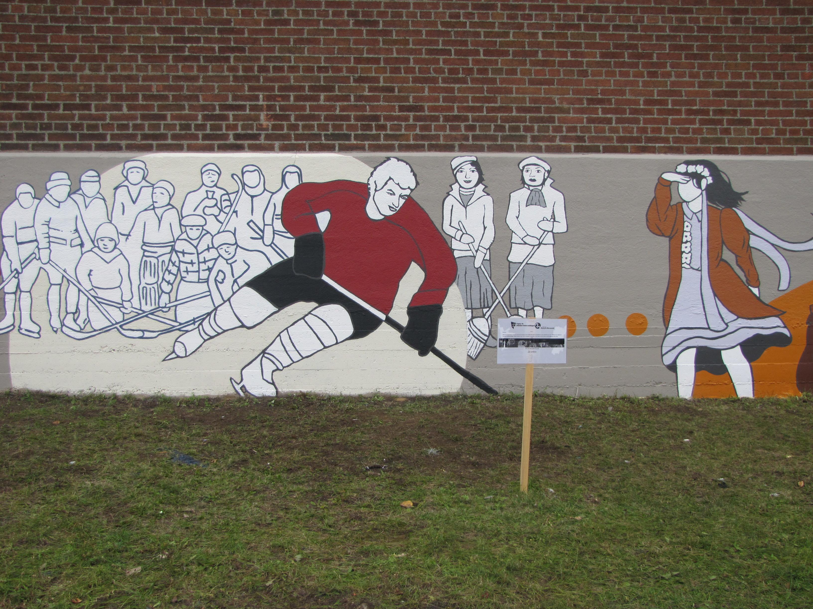 Murale Dave-Keon 1