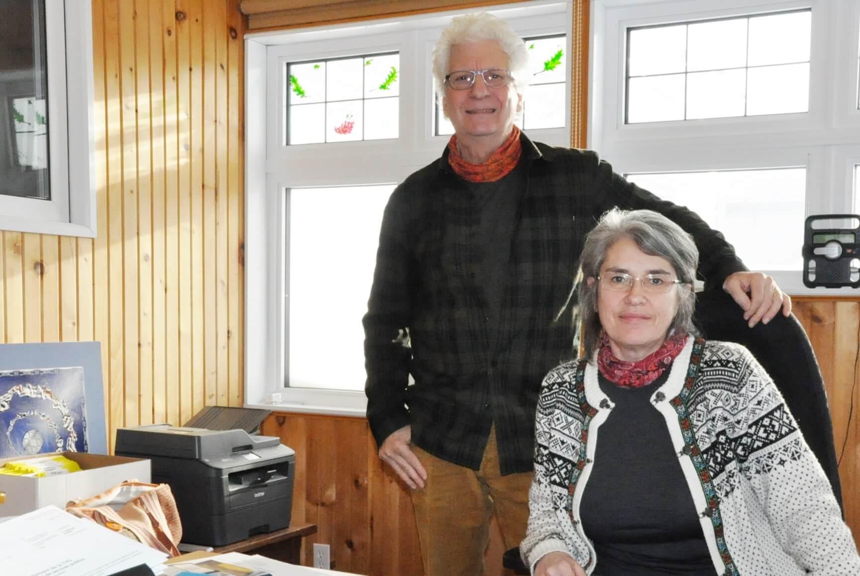Jean-Jacques Élie et Marie Hudon