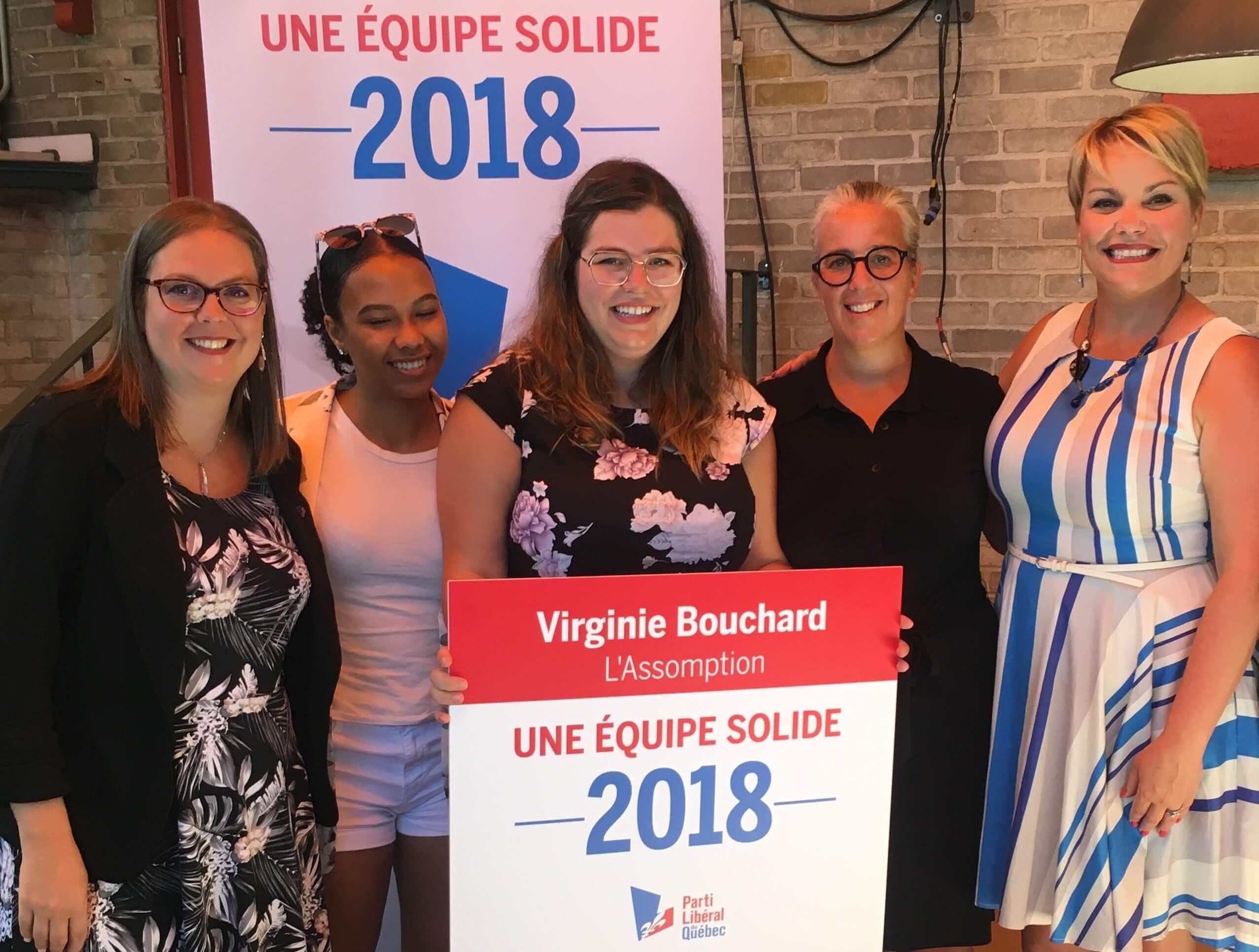 Virginie Bouchard