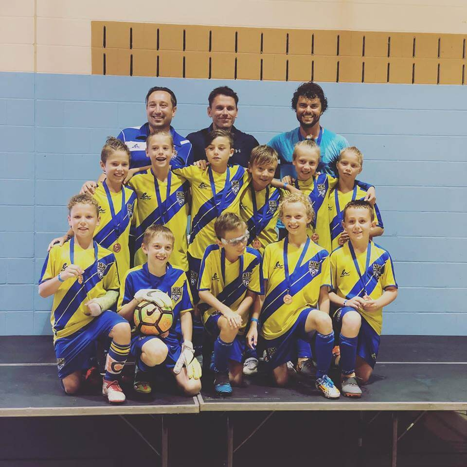 Blizz'Or - U10A Masculin 2018