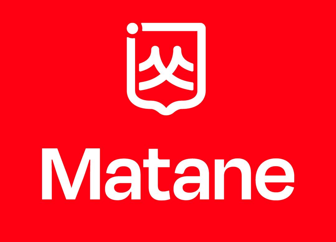 Matane nouveau logo