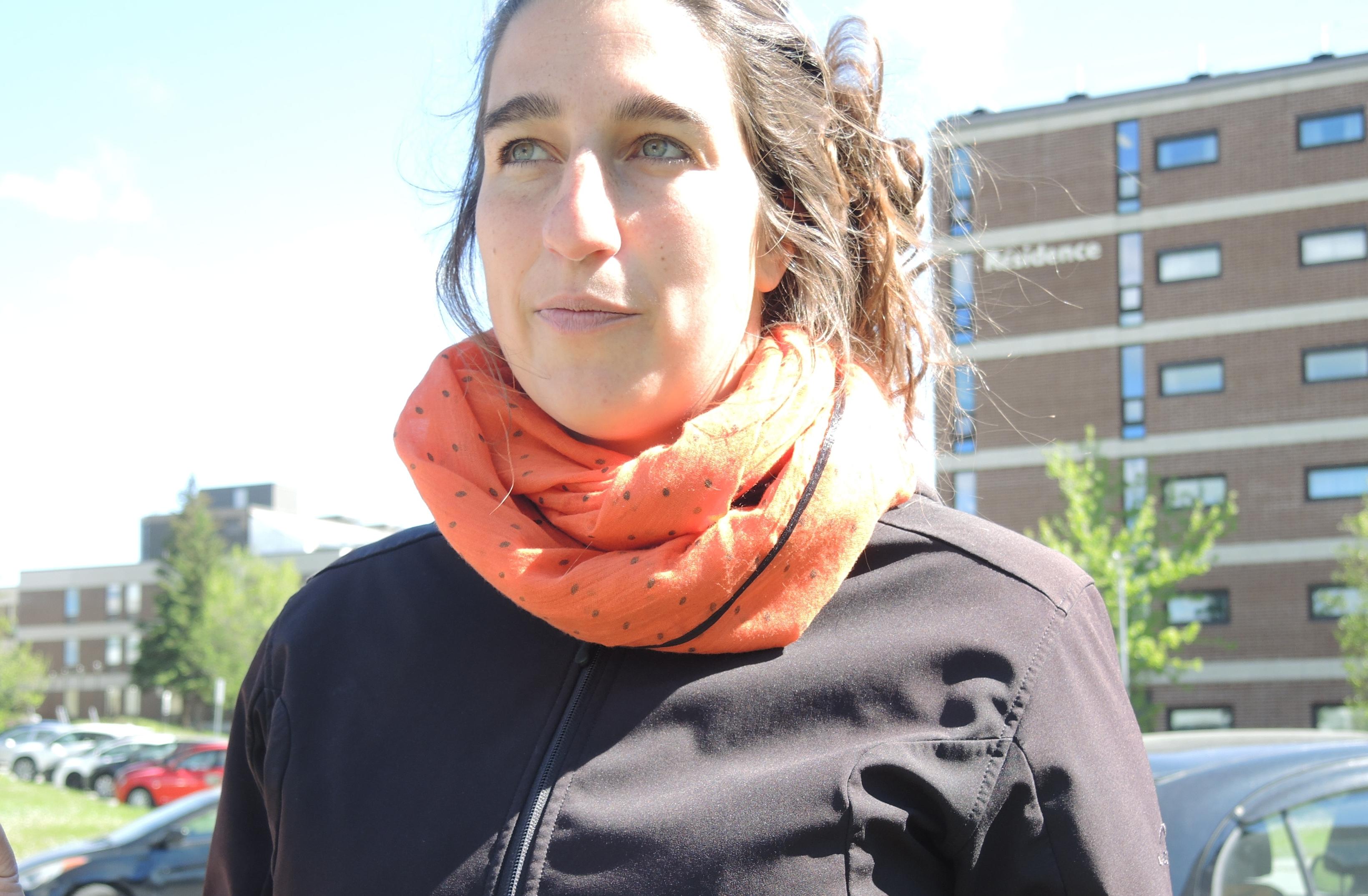 Émilise Lessard-Therrien QS Rouyn-Noranda-Témiscamingue