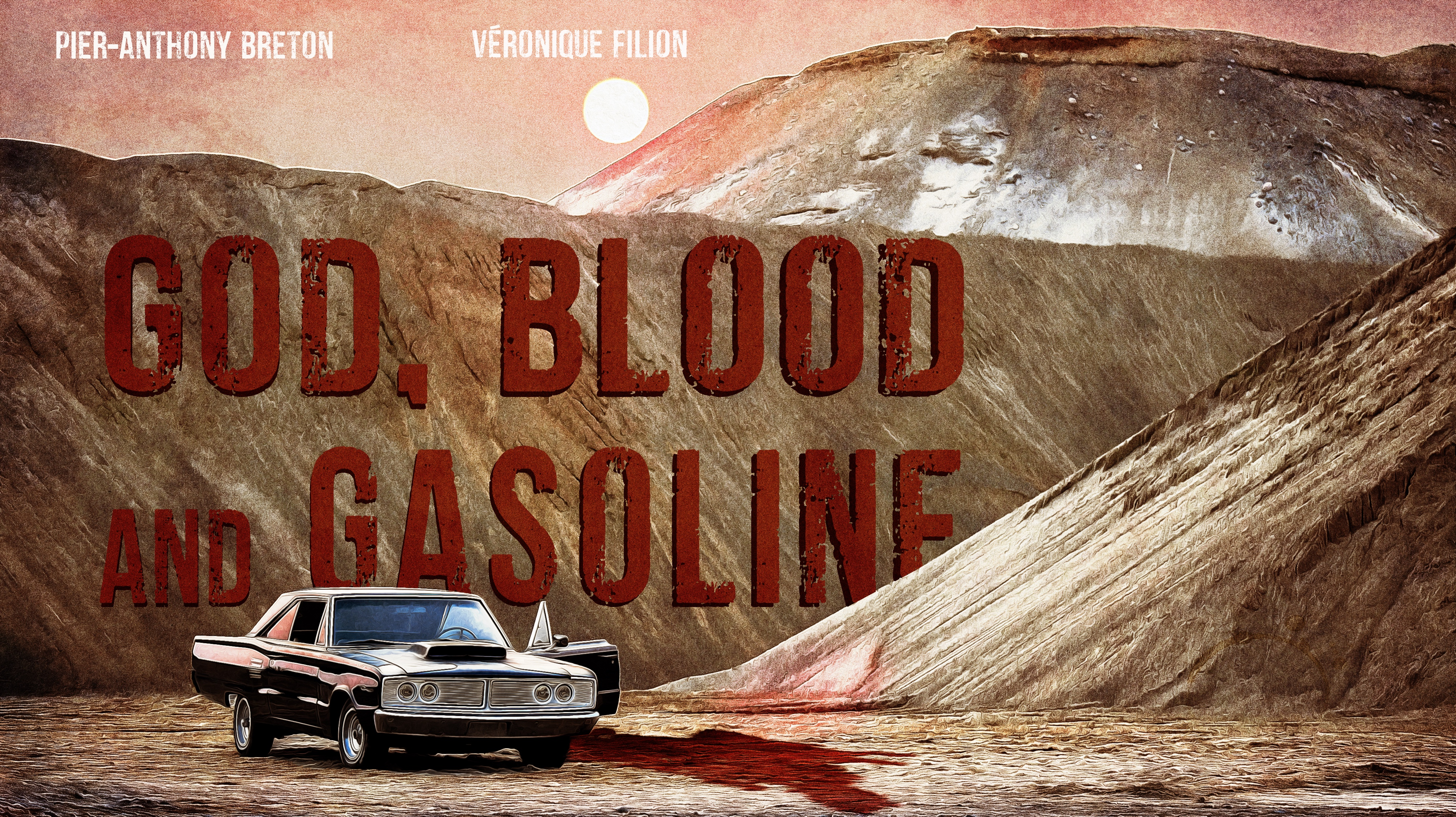 BOJO film God Blood Gasoline