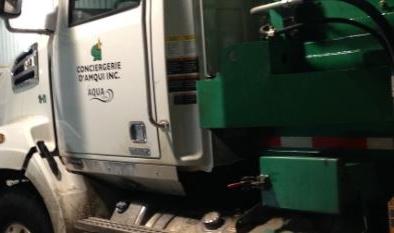 camion ordures