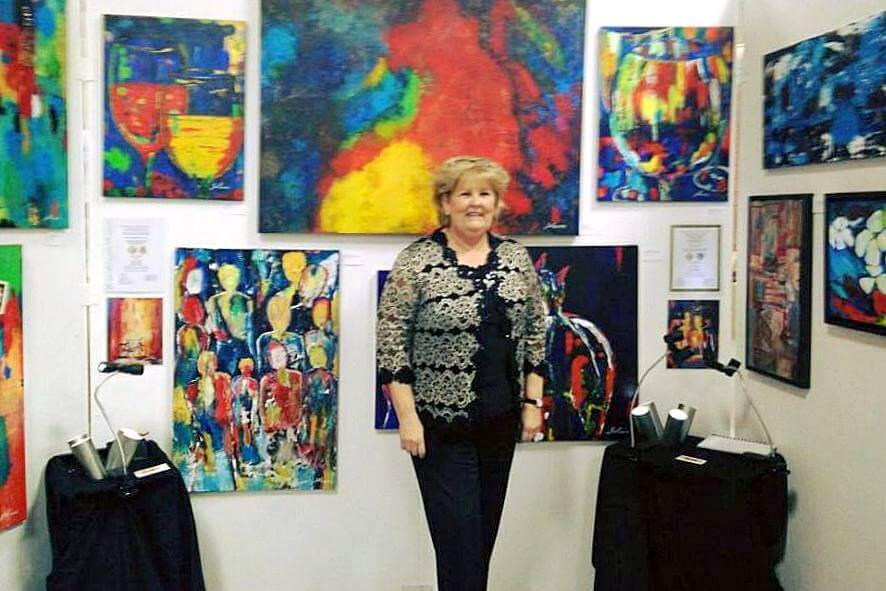 Johanne Lavoie M Galerie