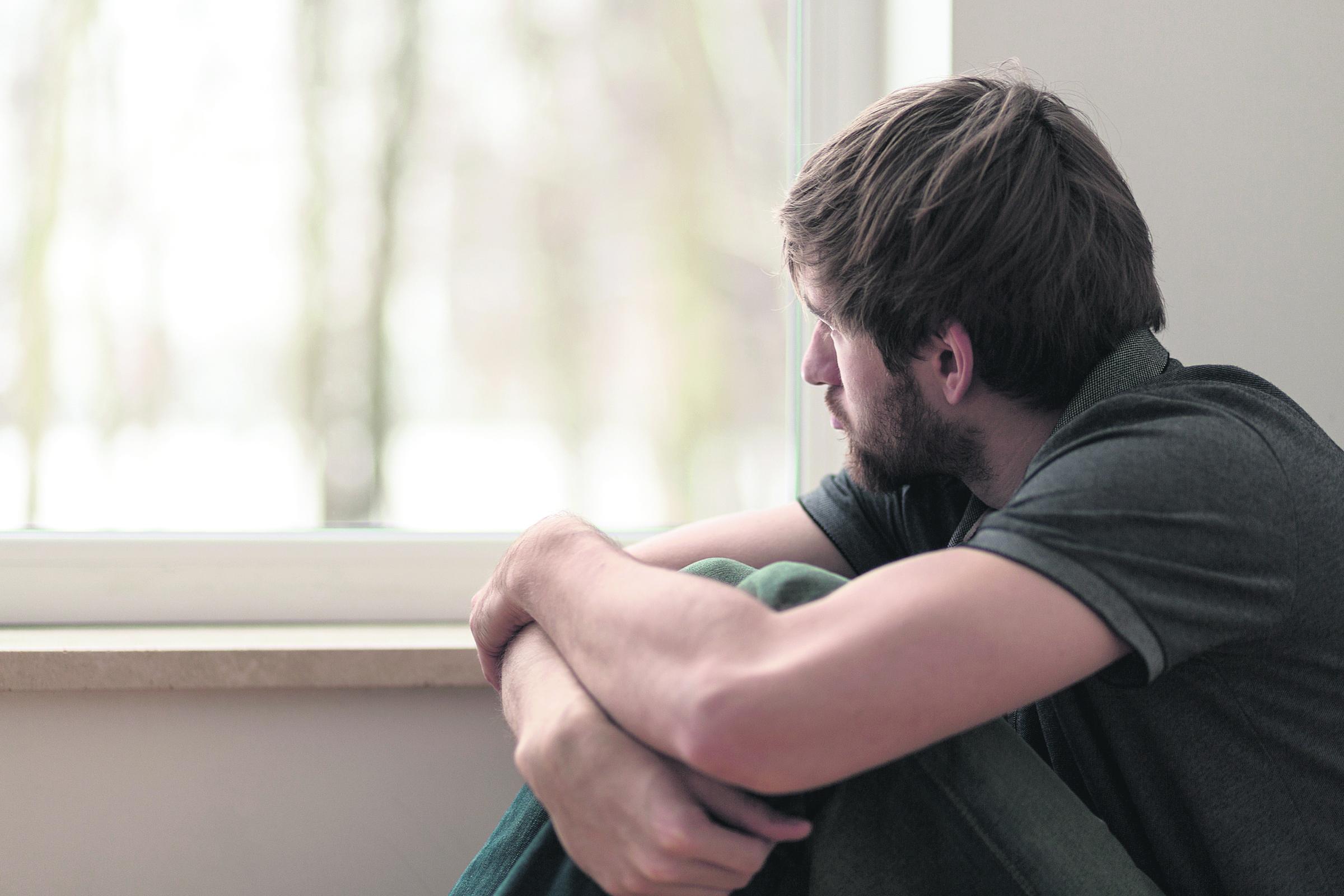 Dépression, anxiété, détresse, suicide, santé mentale