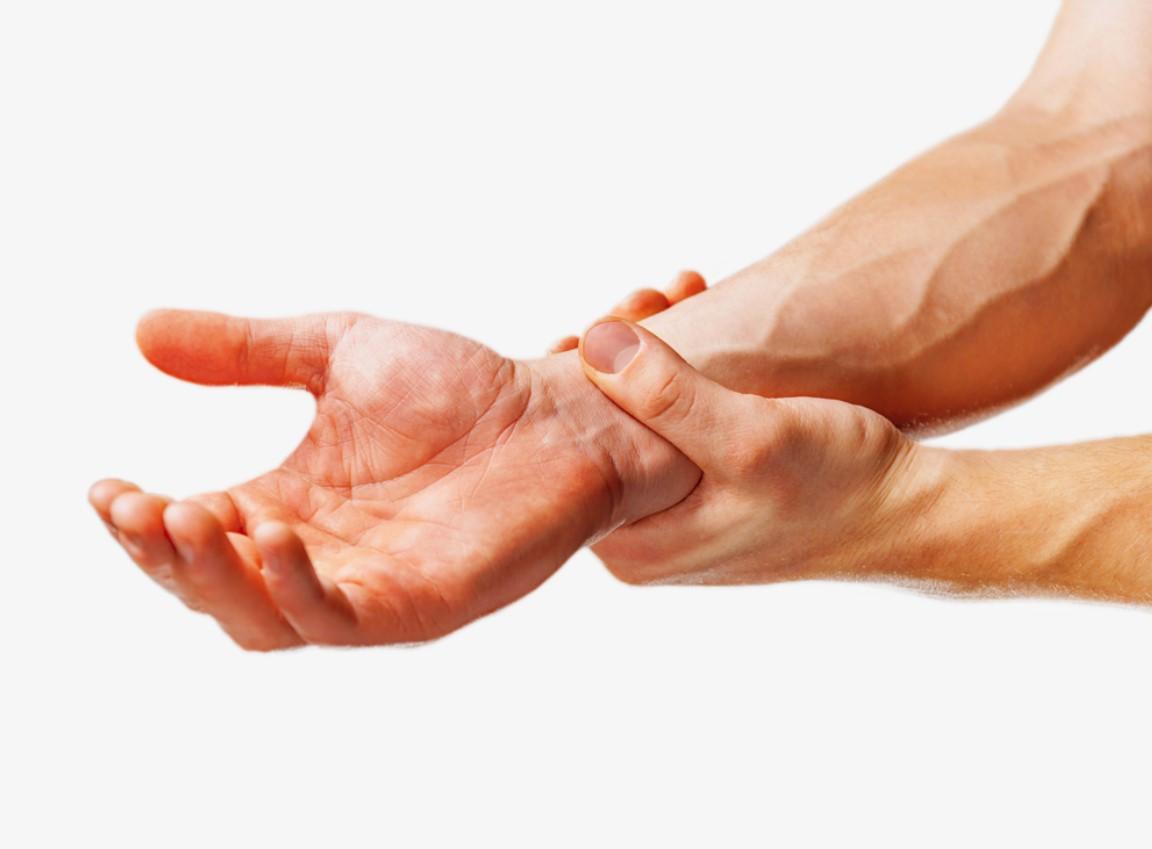 Douleur poignet