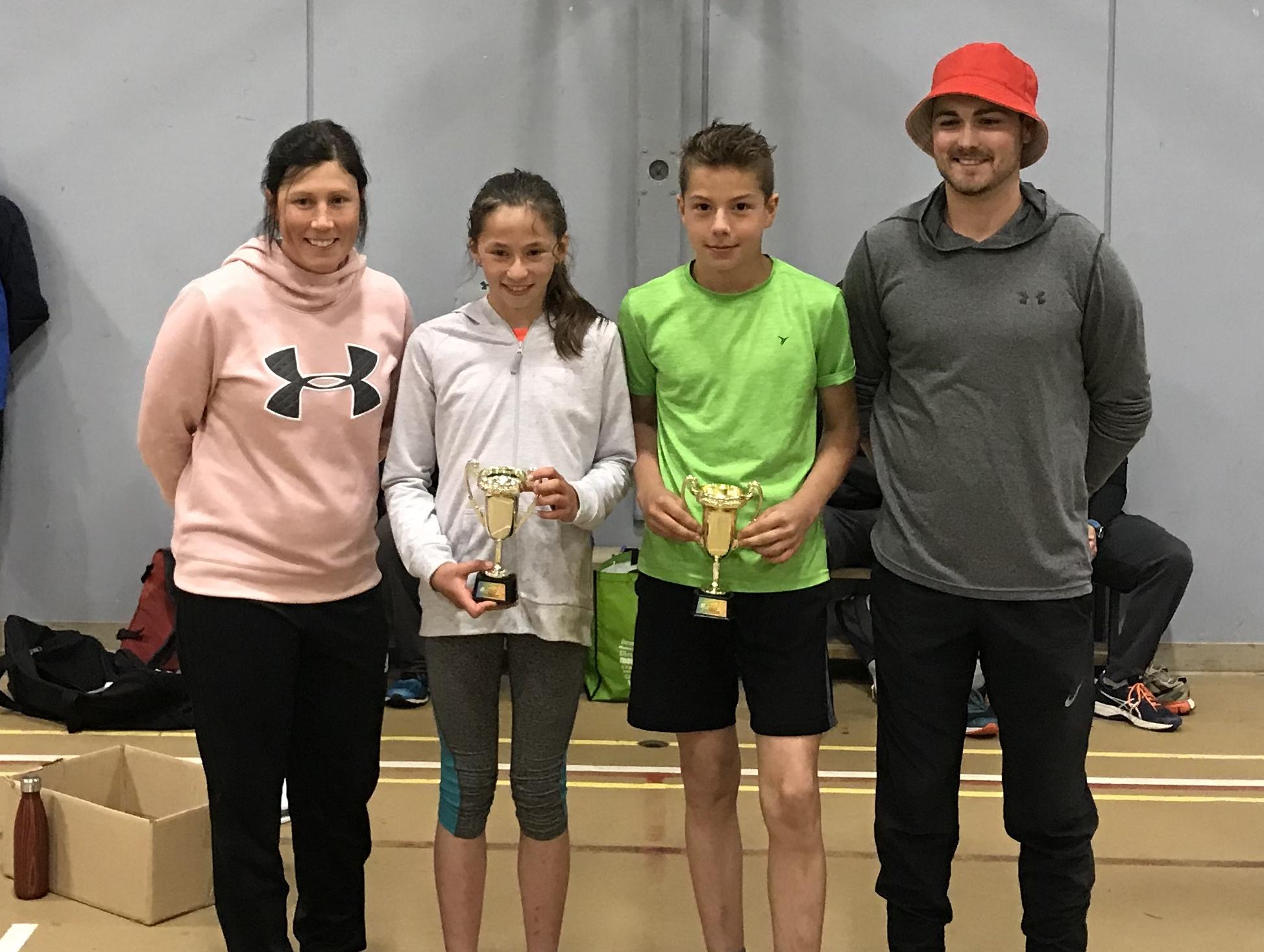 Olympiades CSH gagnants