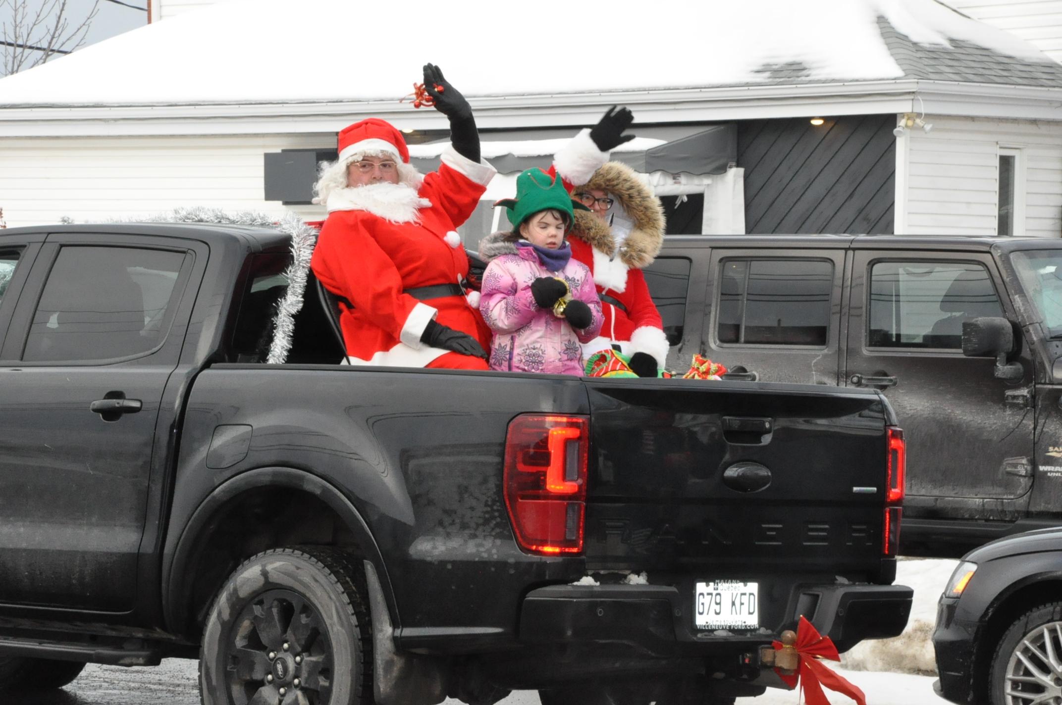 Parade Noël