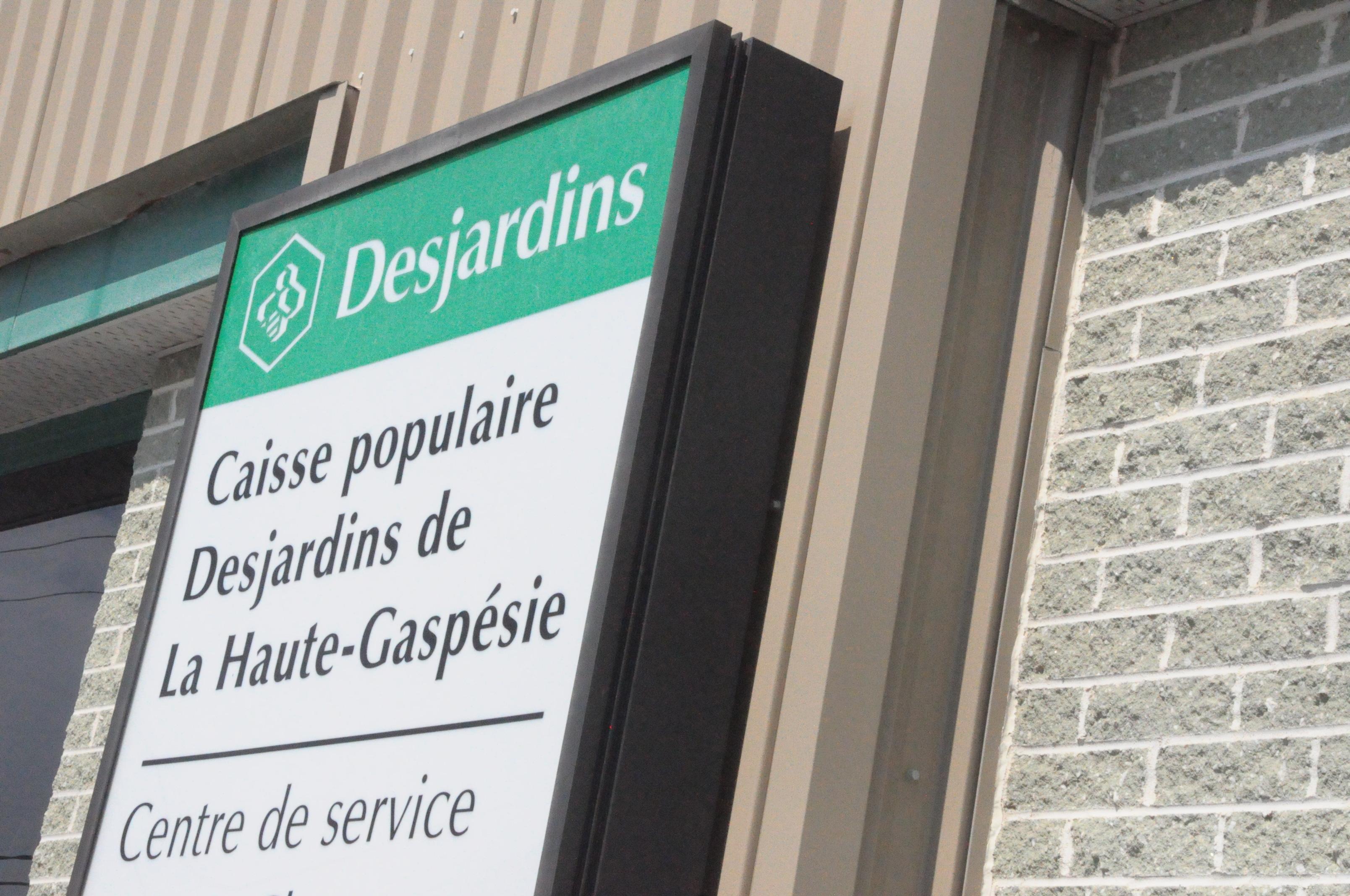 Desjardins Haute-Gaspésie