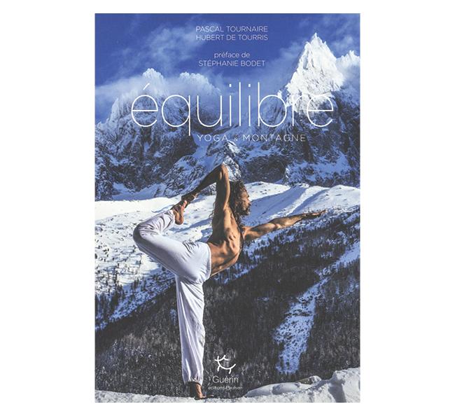 Équilibre yoga & montagne