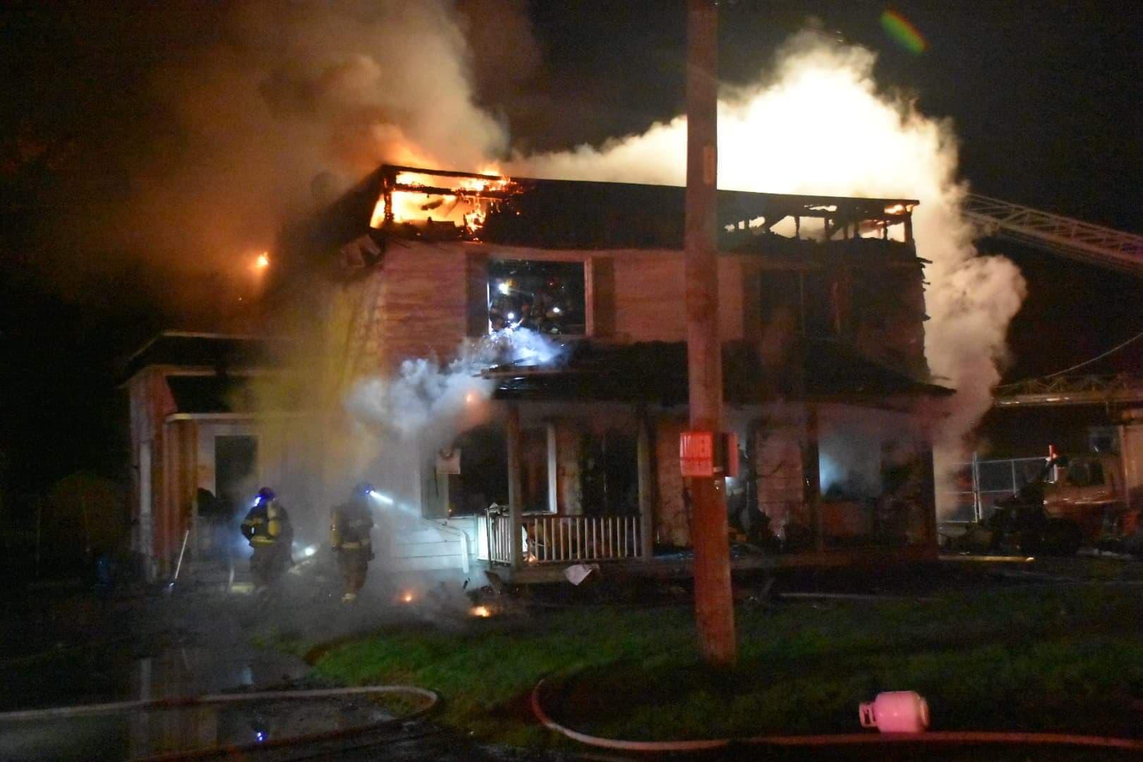 Incendie Saint-Roch-Ouest