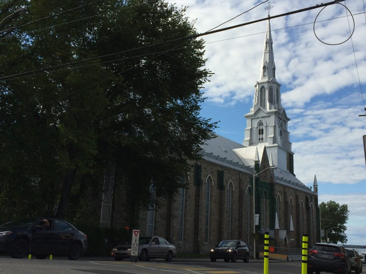 cathédrale de Rimouski