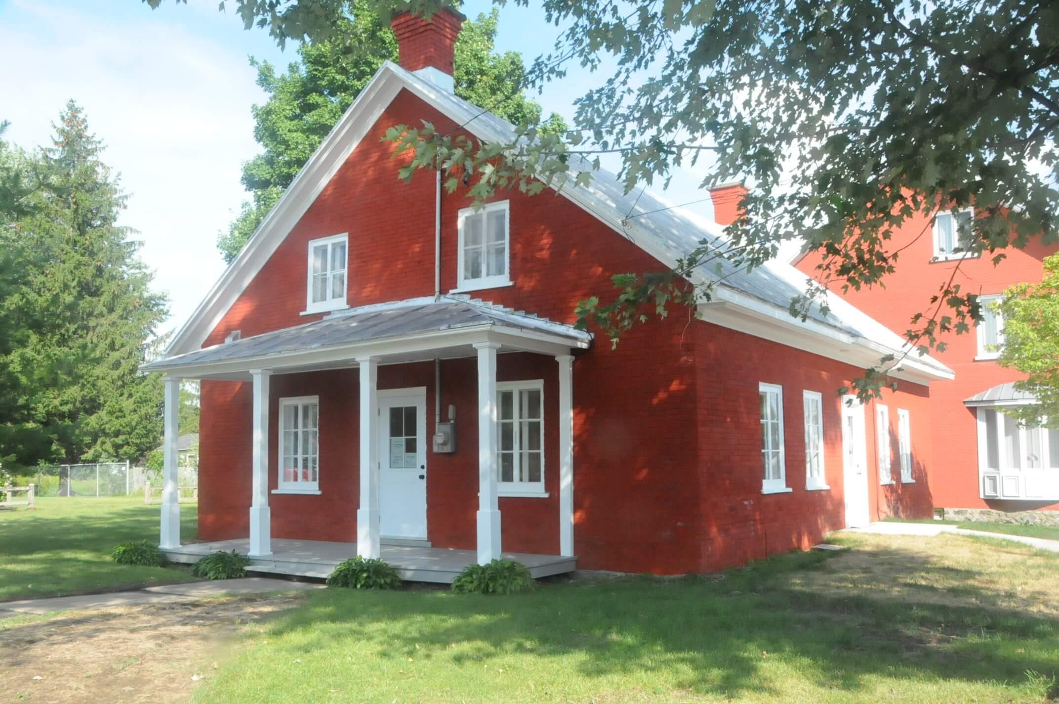 Bilan saison estivale Maison de la Nouvelle-Acadie