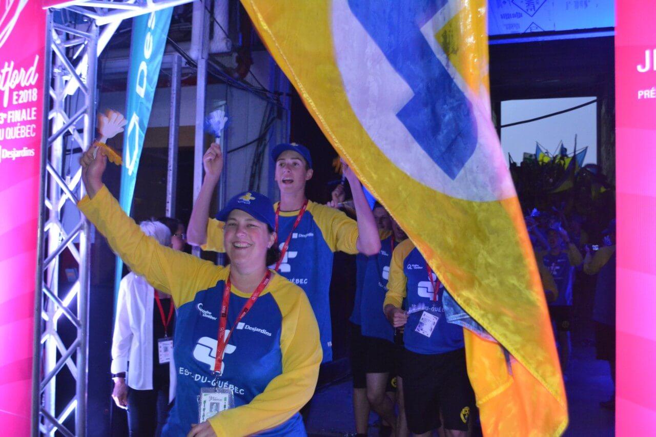Bilan positif au premier bloc des Jeux du Québec