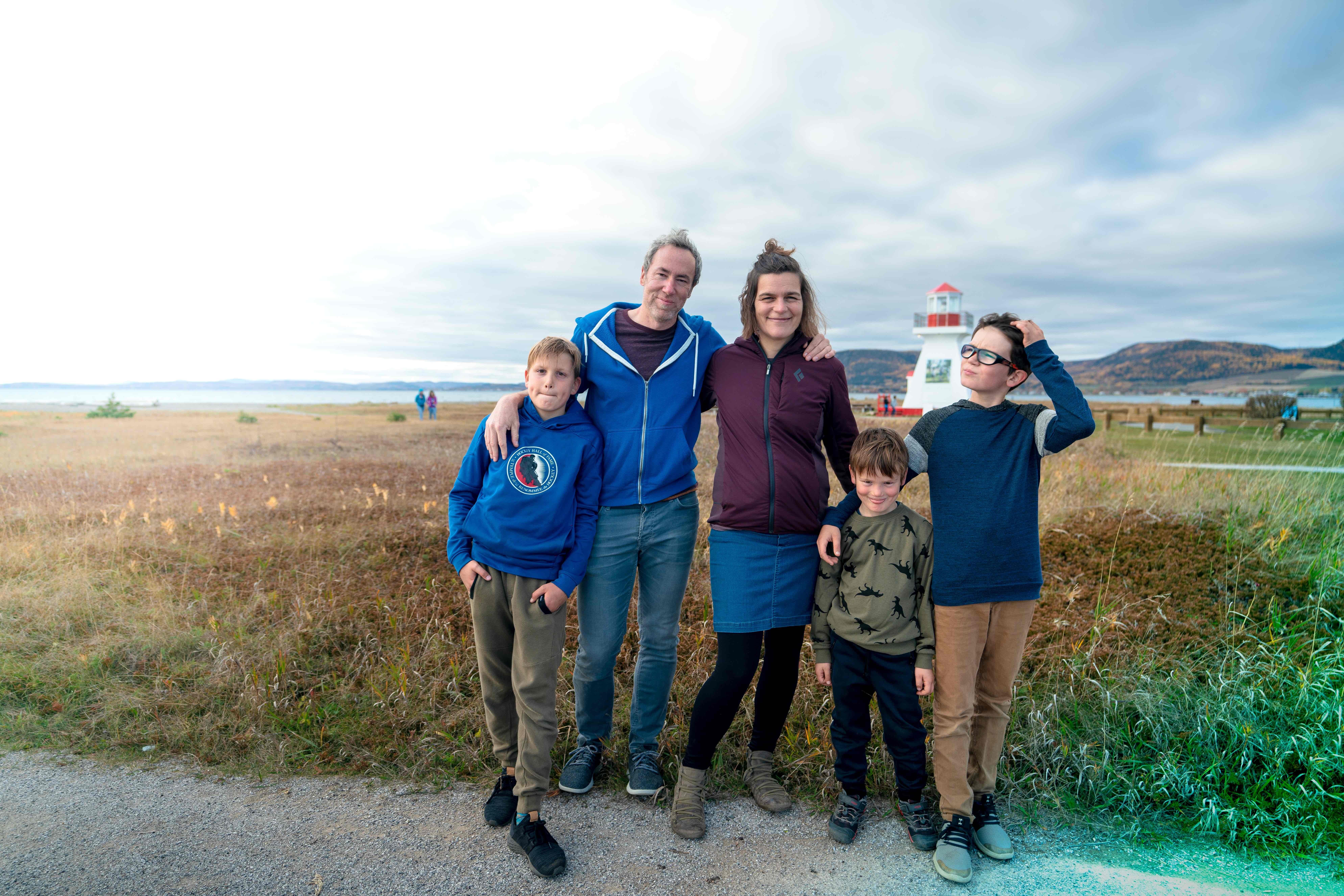 La Famille Nomade