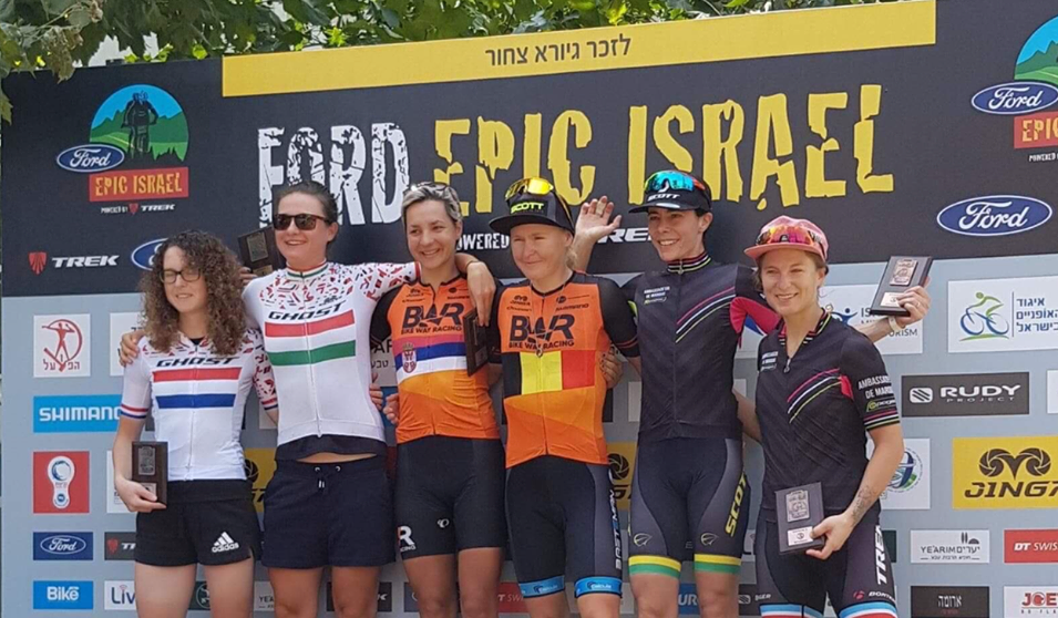 Cindy Montambault - Epic Israel 2018