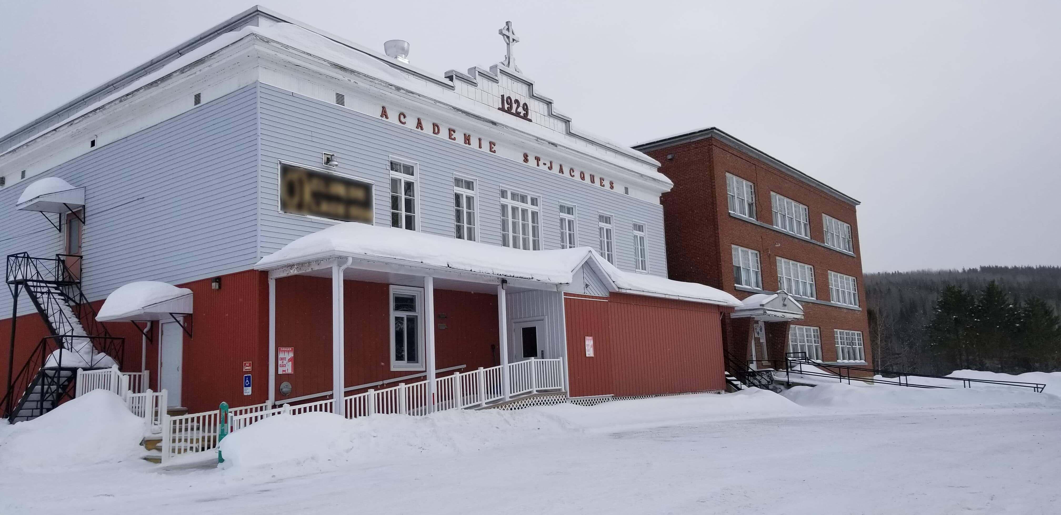 Académie St-Jacques