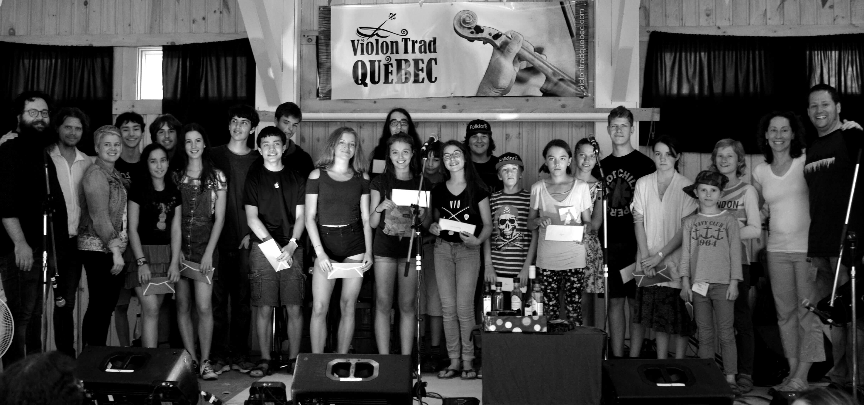 Violon Trad Québec demande des dons