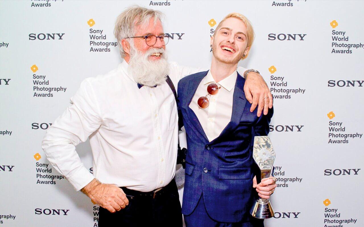 Robert Baronet Samuel Bolduc Sony World Photography Awards égep de Matane