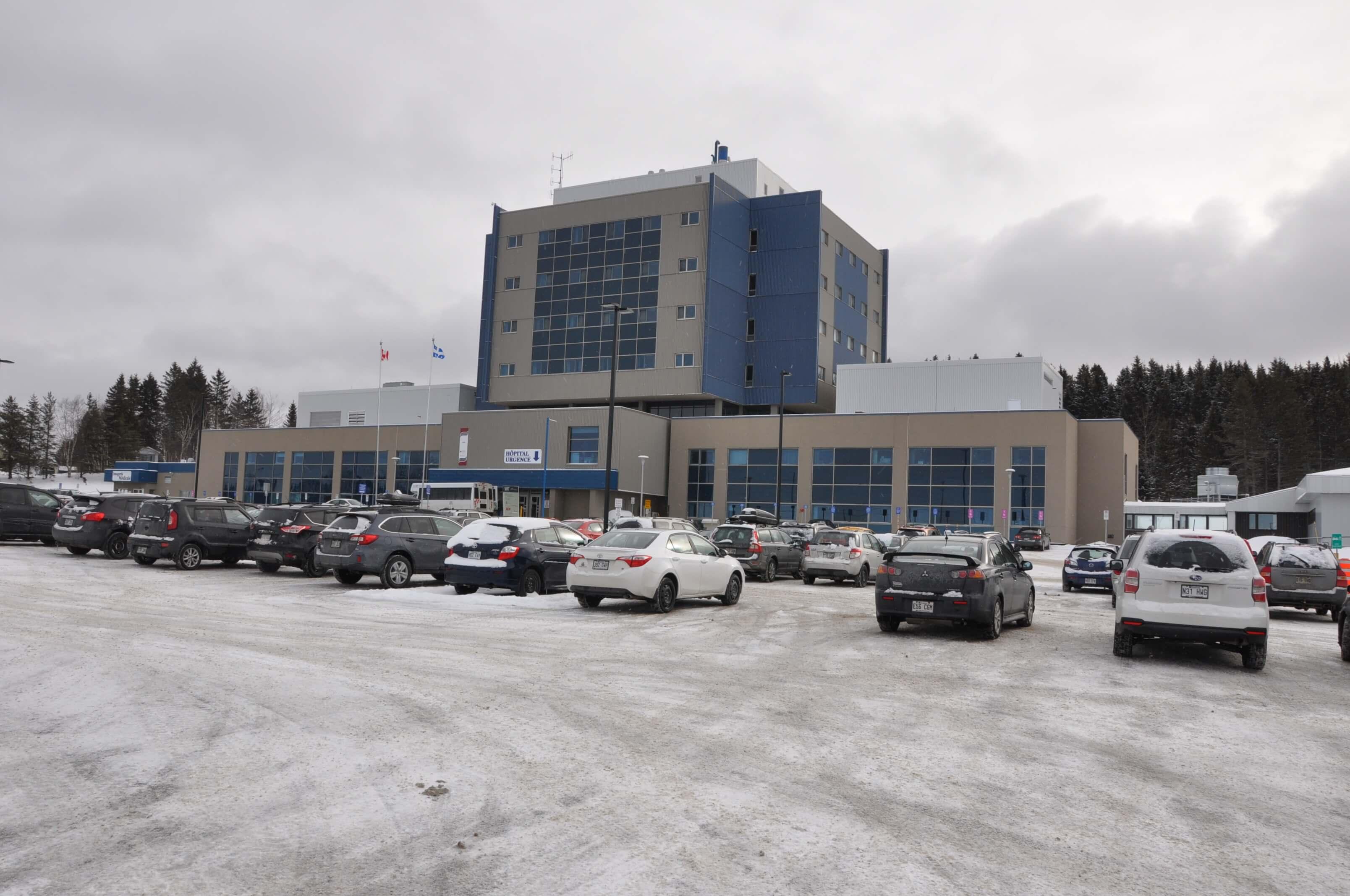 Hôpital des Monts