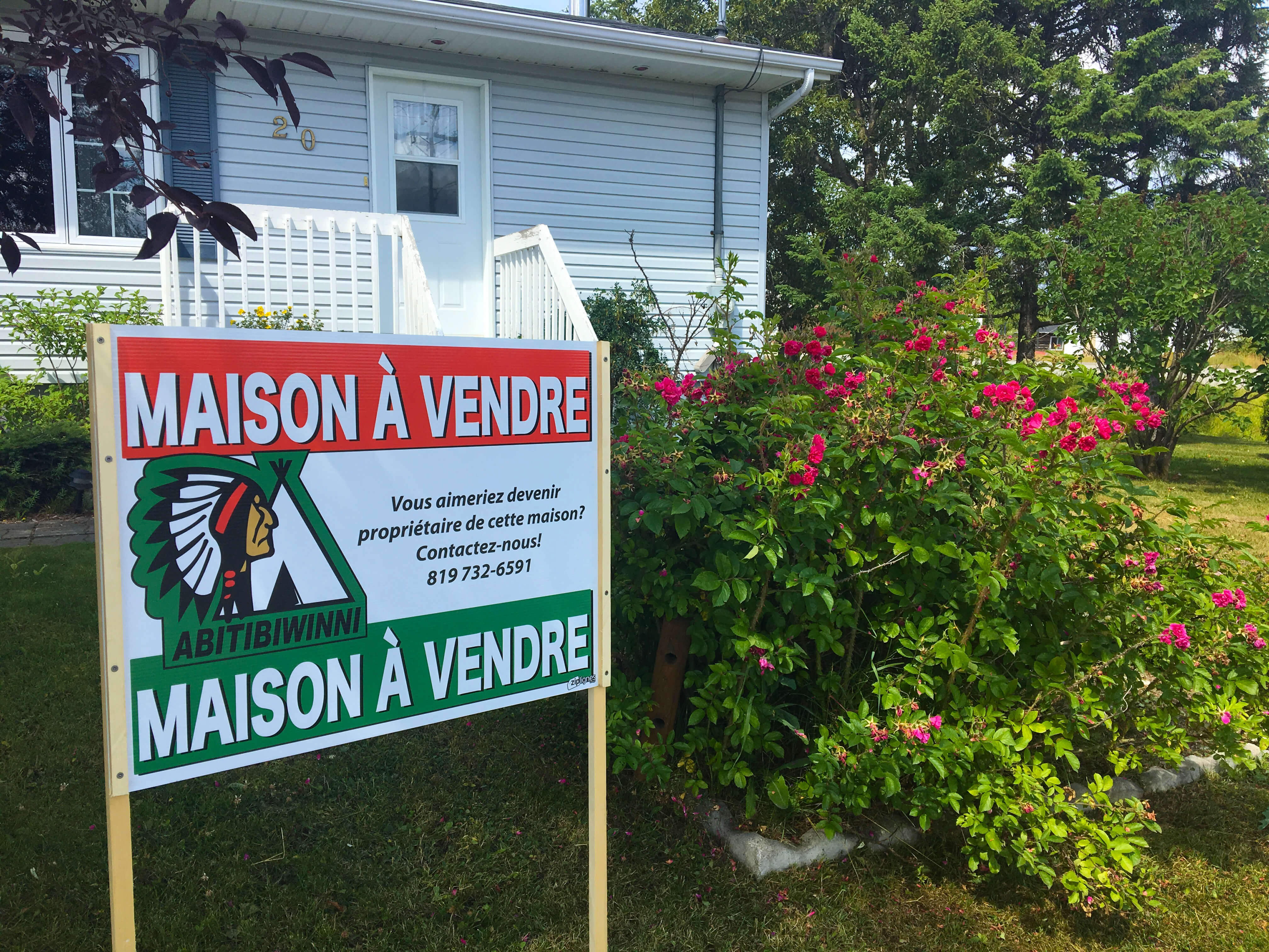 Les résidents de Pikogan pourront acheter leur maison