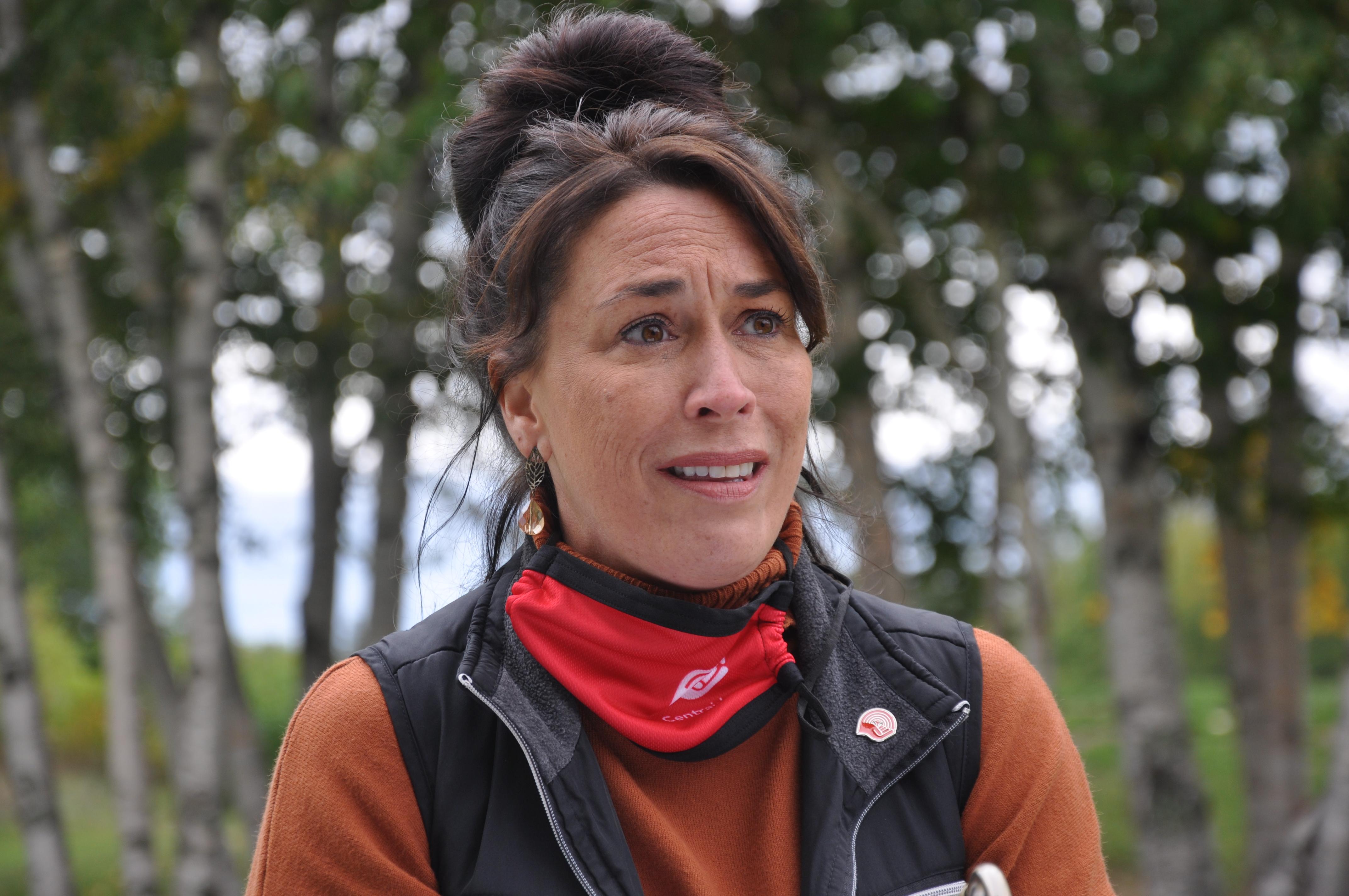 Mélanie Perreault
