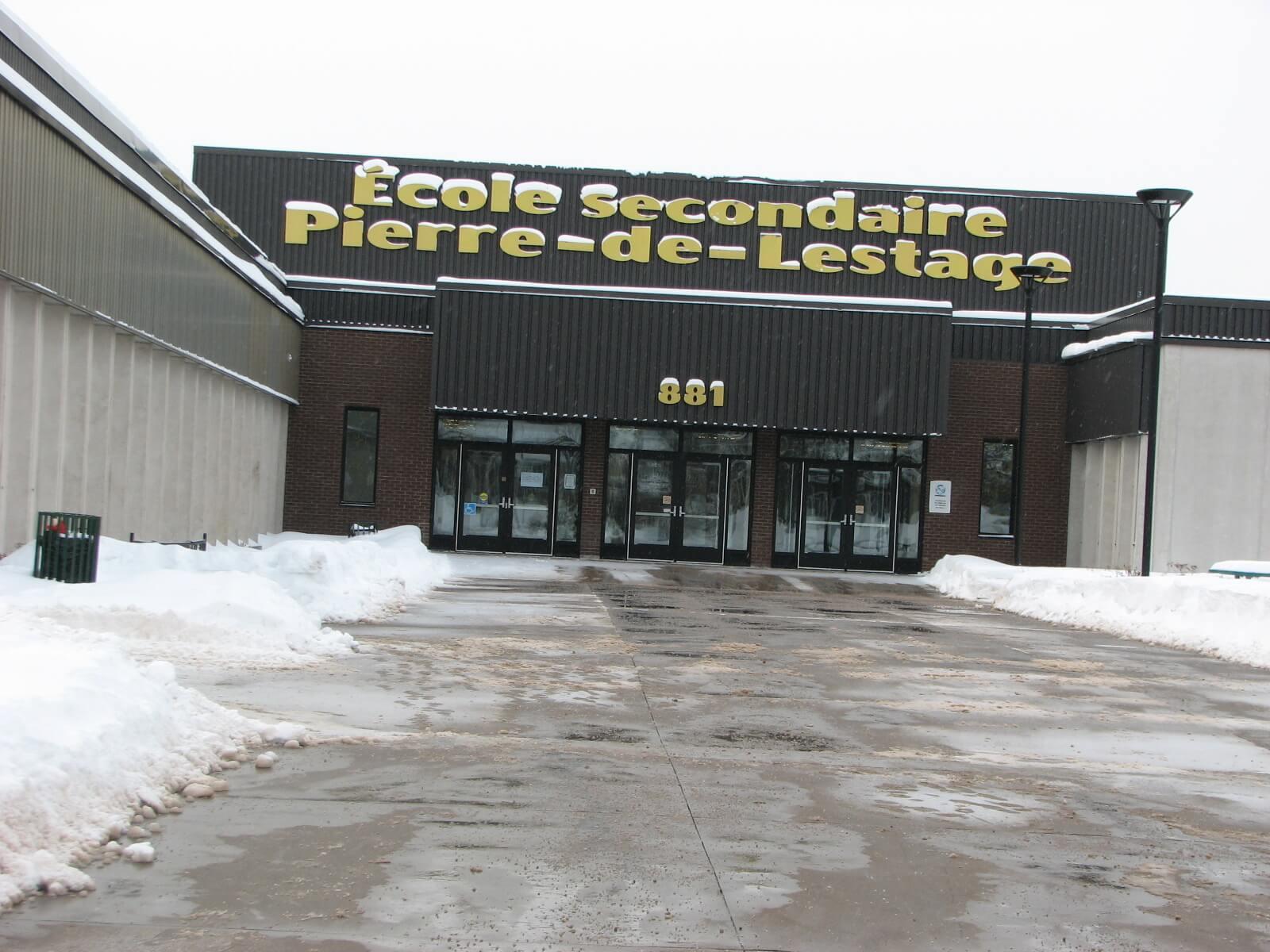 École Pierre-de-Lestage
