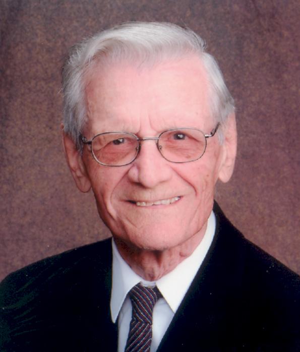 L'abbé Émile Gauvin.
