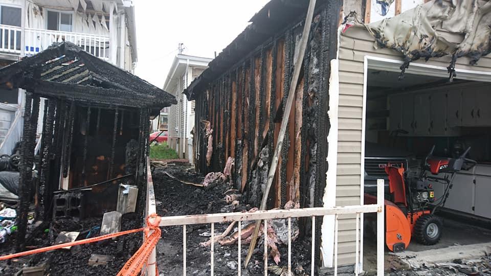 Incendies suspects Rouyn-Noranda