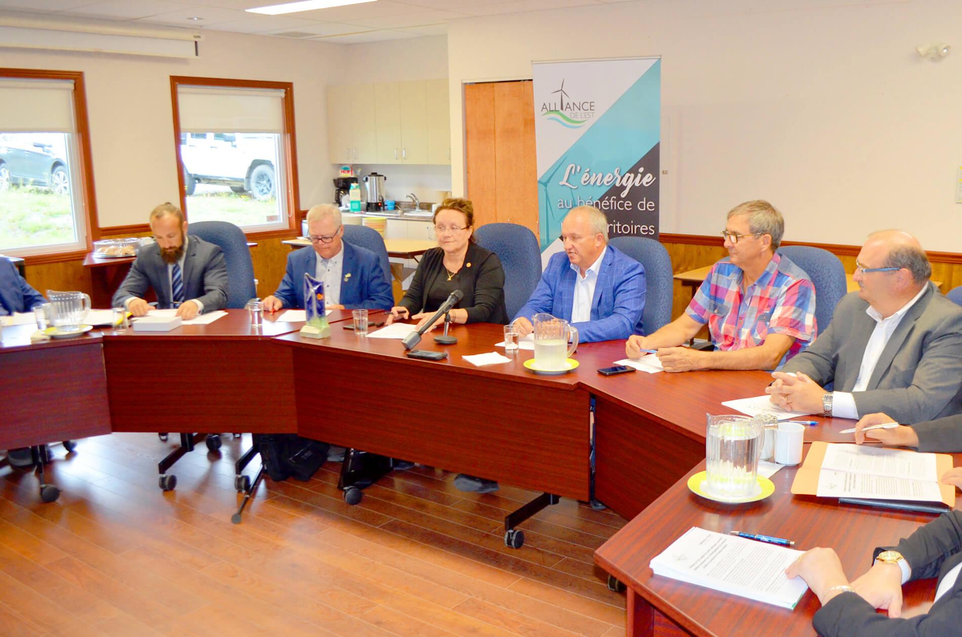 Denis Santerre préfet Matanie élections provinciales 2018