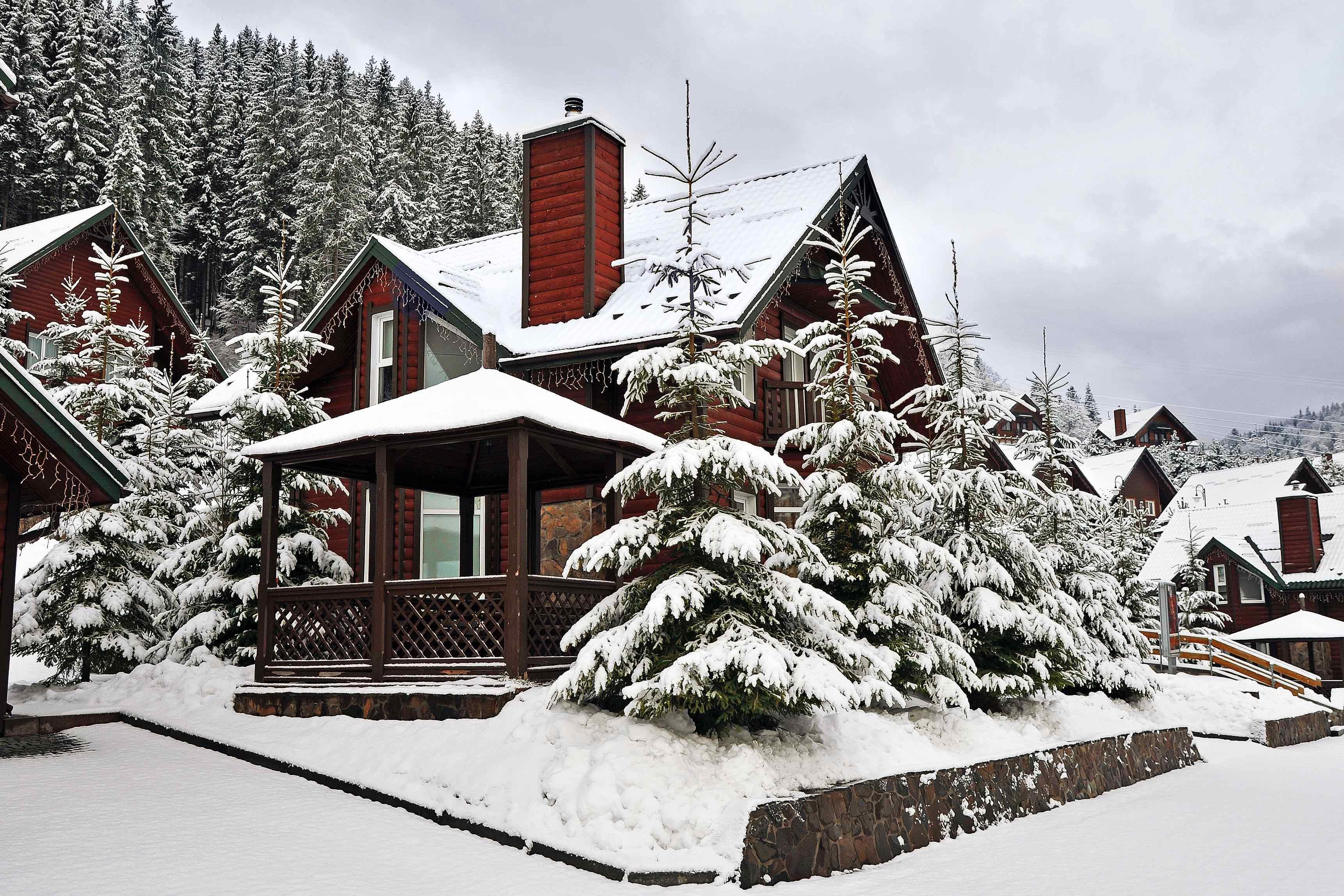 : Les activités de fermeture du chalet avant l'hiver