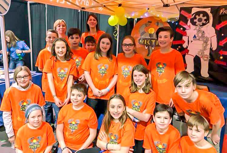 École Victor-Côté Matane robotique équipe Victik ligue LEGO FIRST