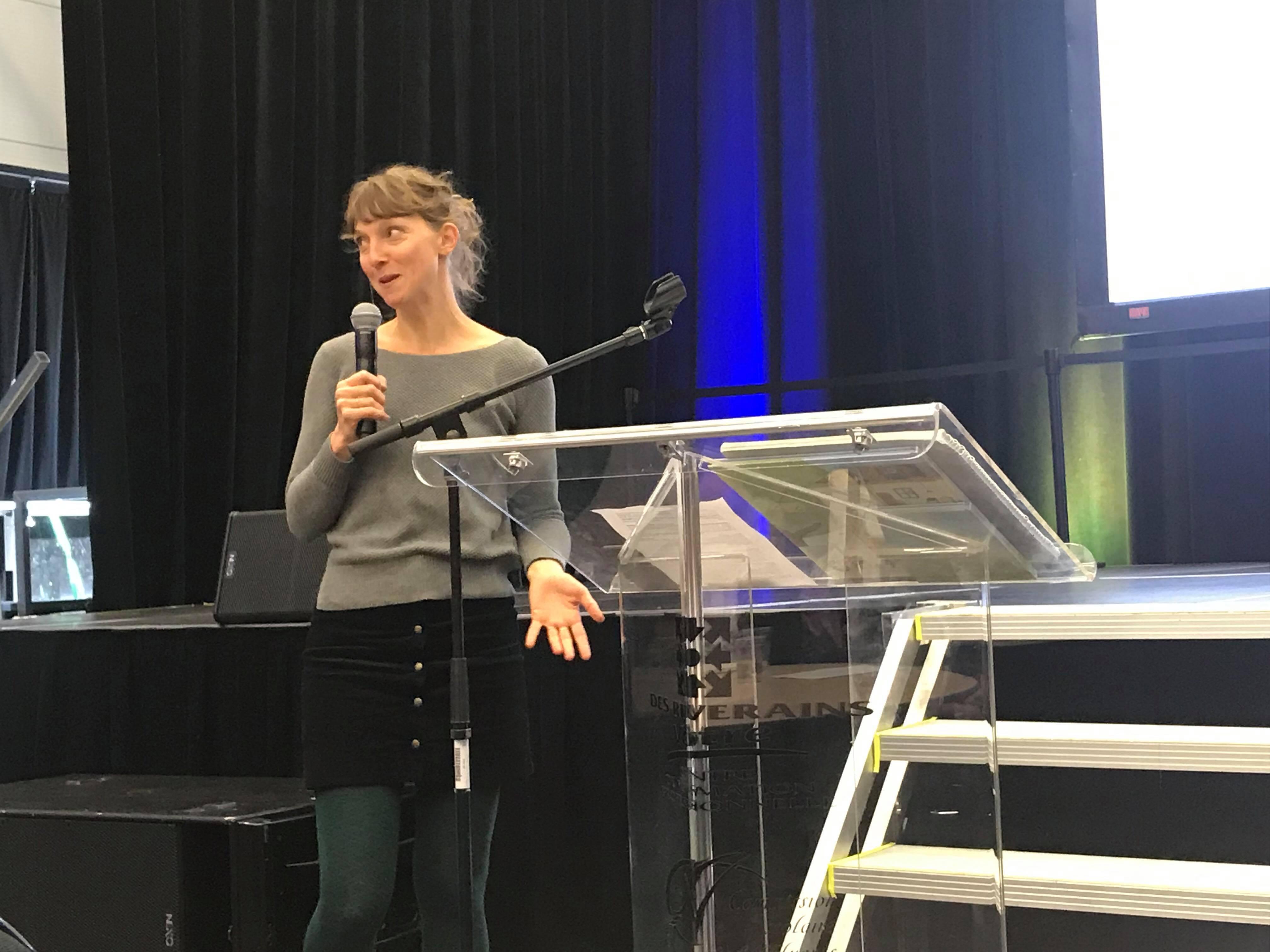 Auteure Marianne Dubuc